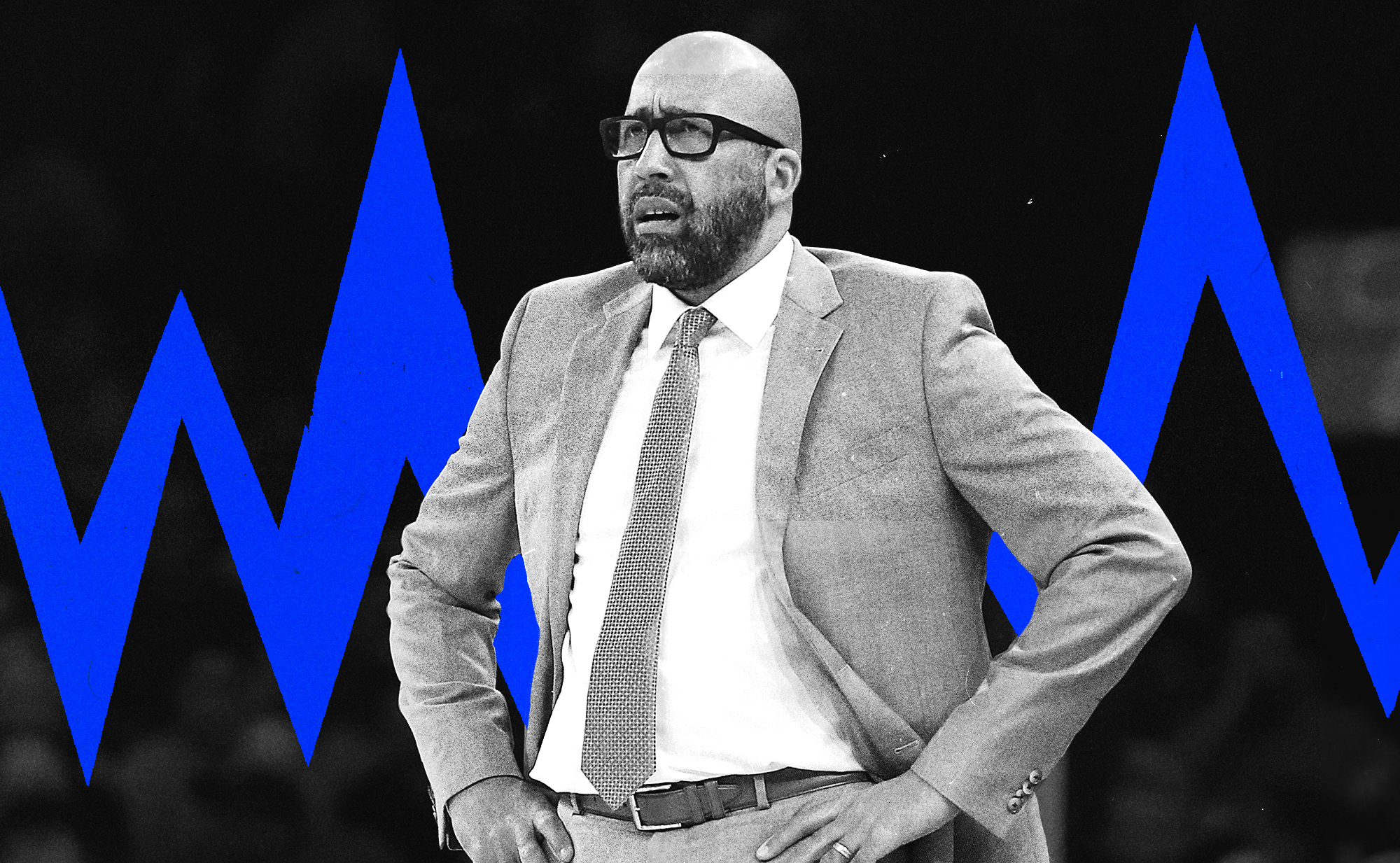 The Knicks set themselves up for failure