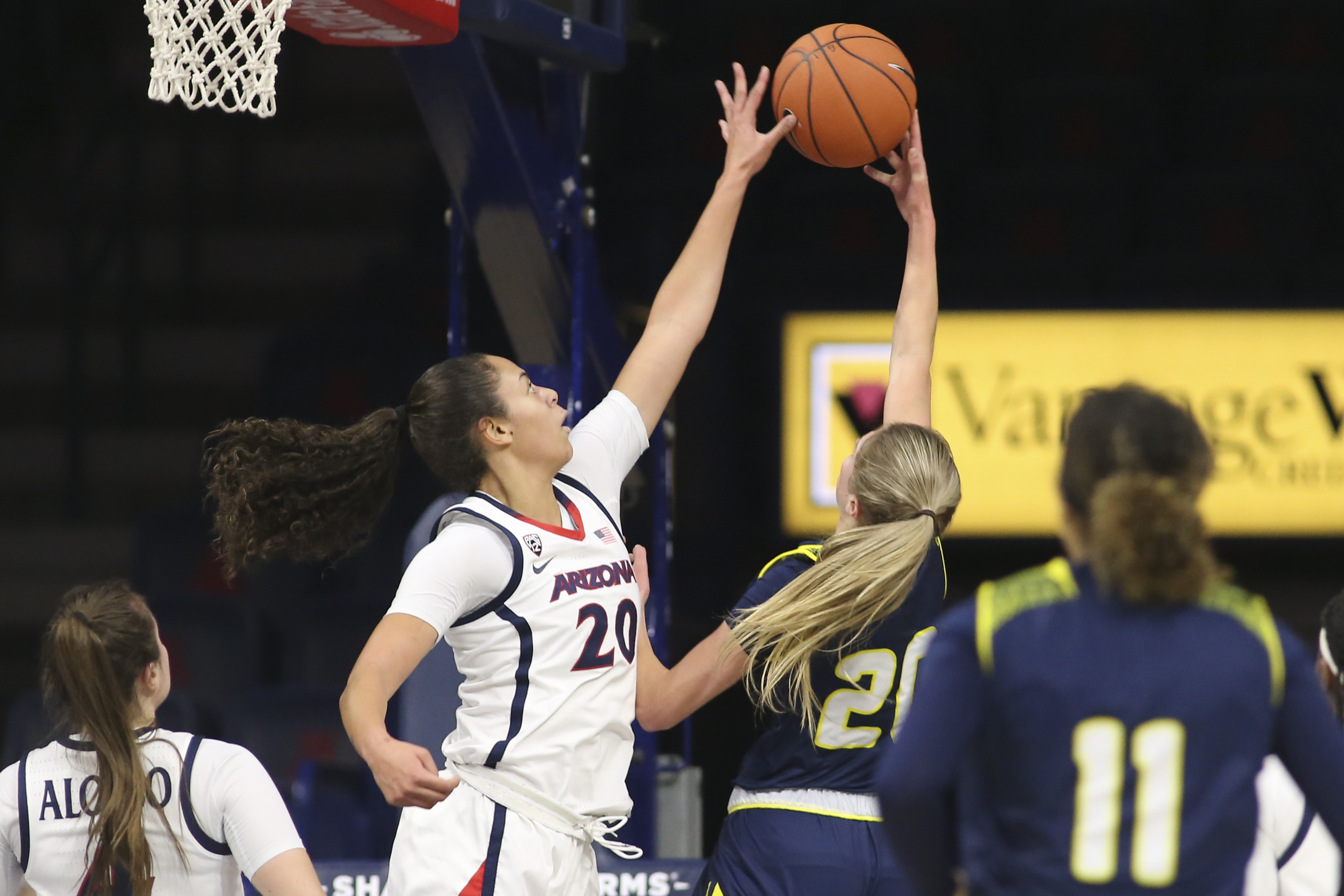COLLEGE BASKETBALL: DEC 21 Women's Northern Arizona at Arizona