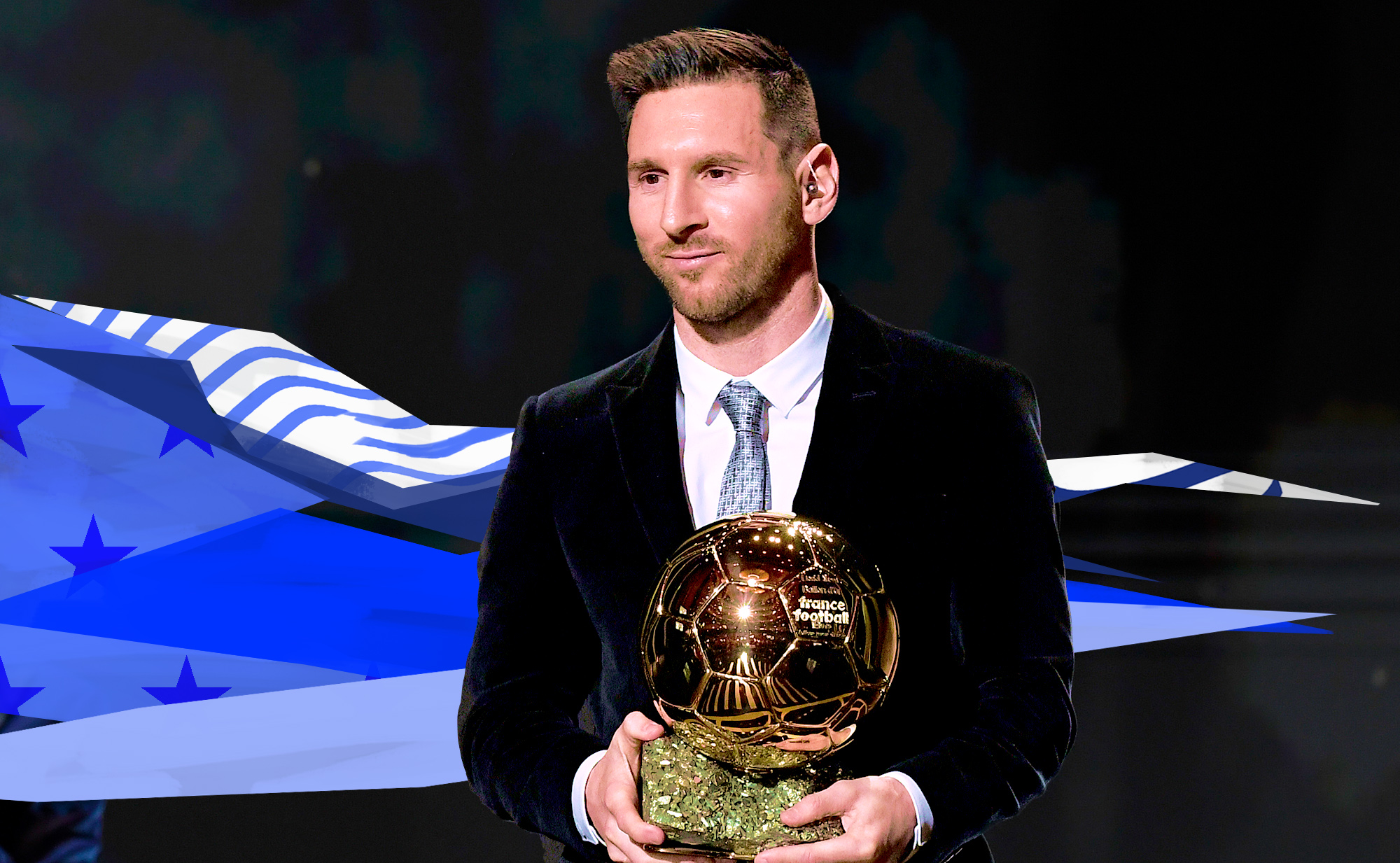 Tactically Naive: Soccer awards are silly, so why not give Lionel Messi every Ballon d'Or?