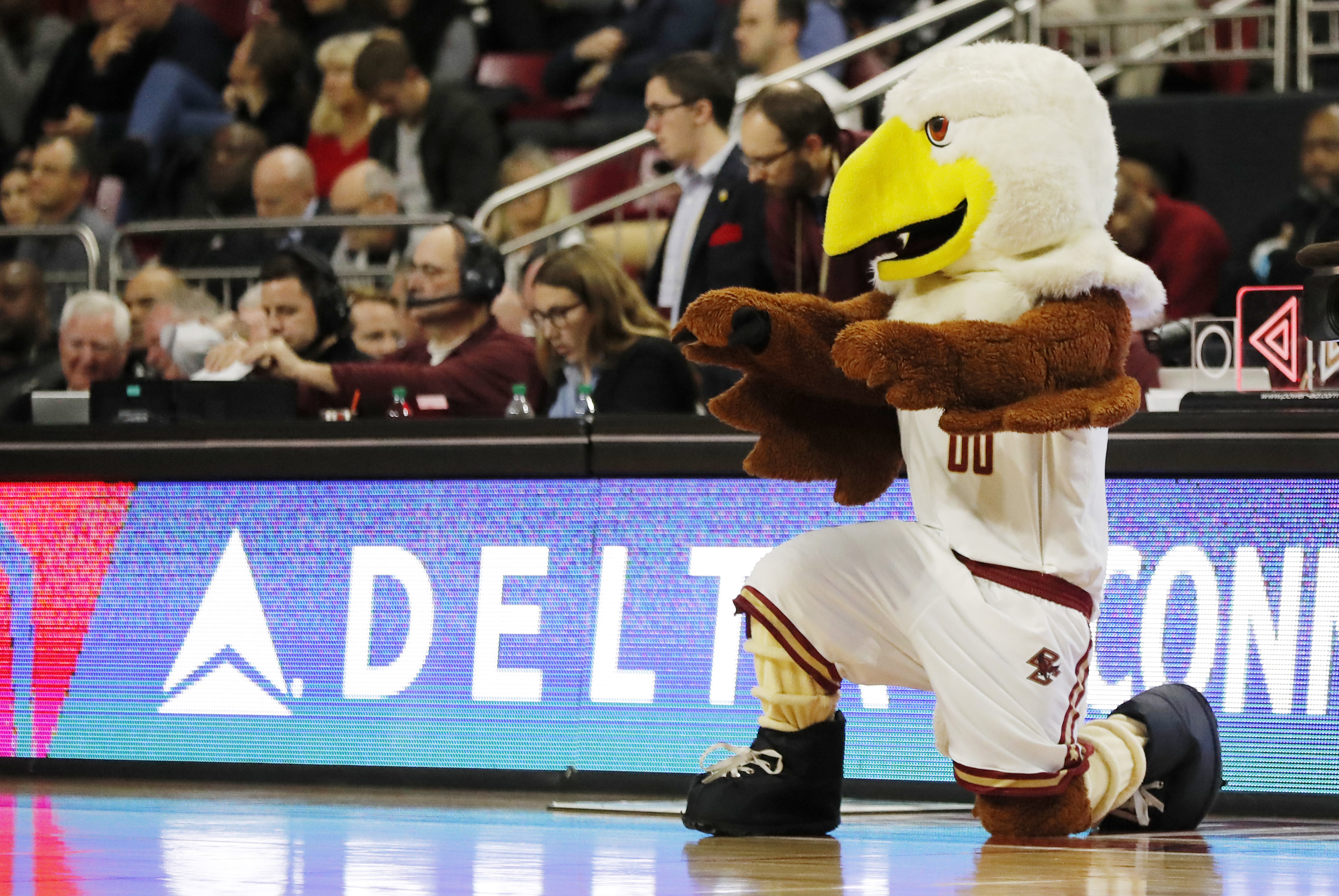 COLLEGE BASKETBALL: DEC 04 Providence at Boston College