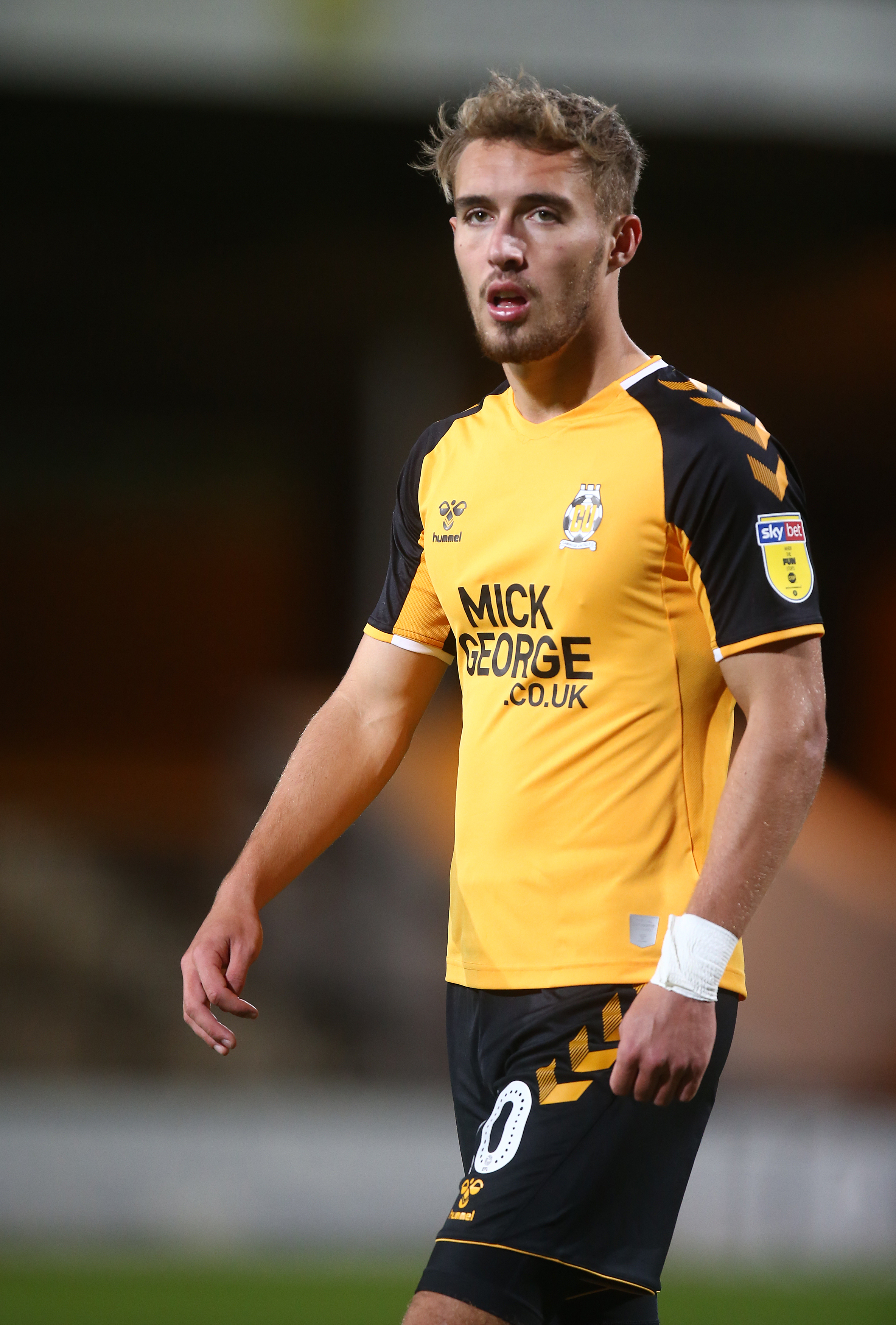 Cambridge United v Northampton Town - Leasing.Com Trophy