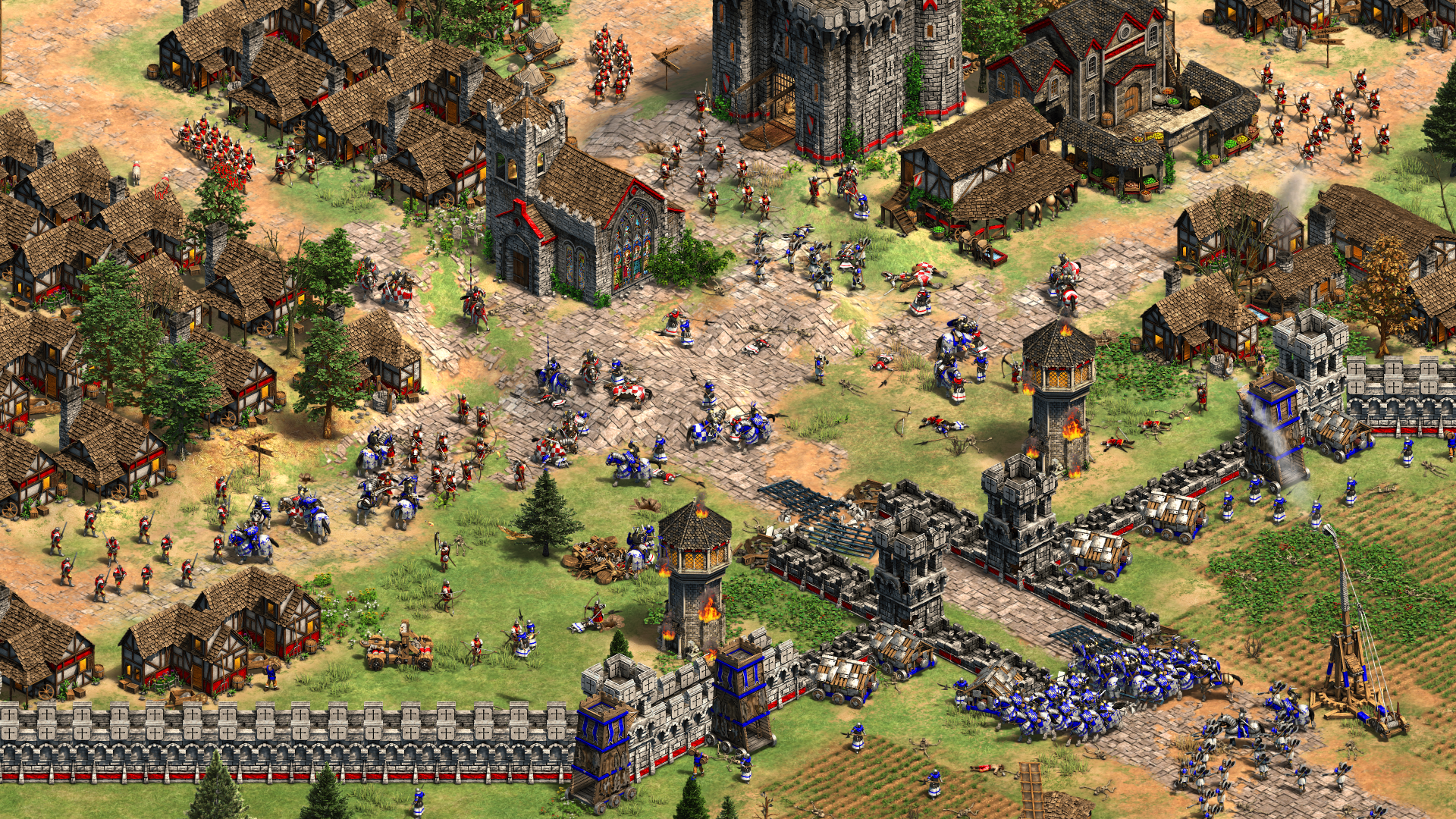 Age of Empires 2 is better than ever, 20 years later