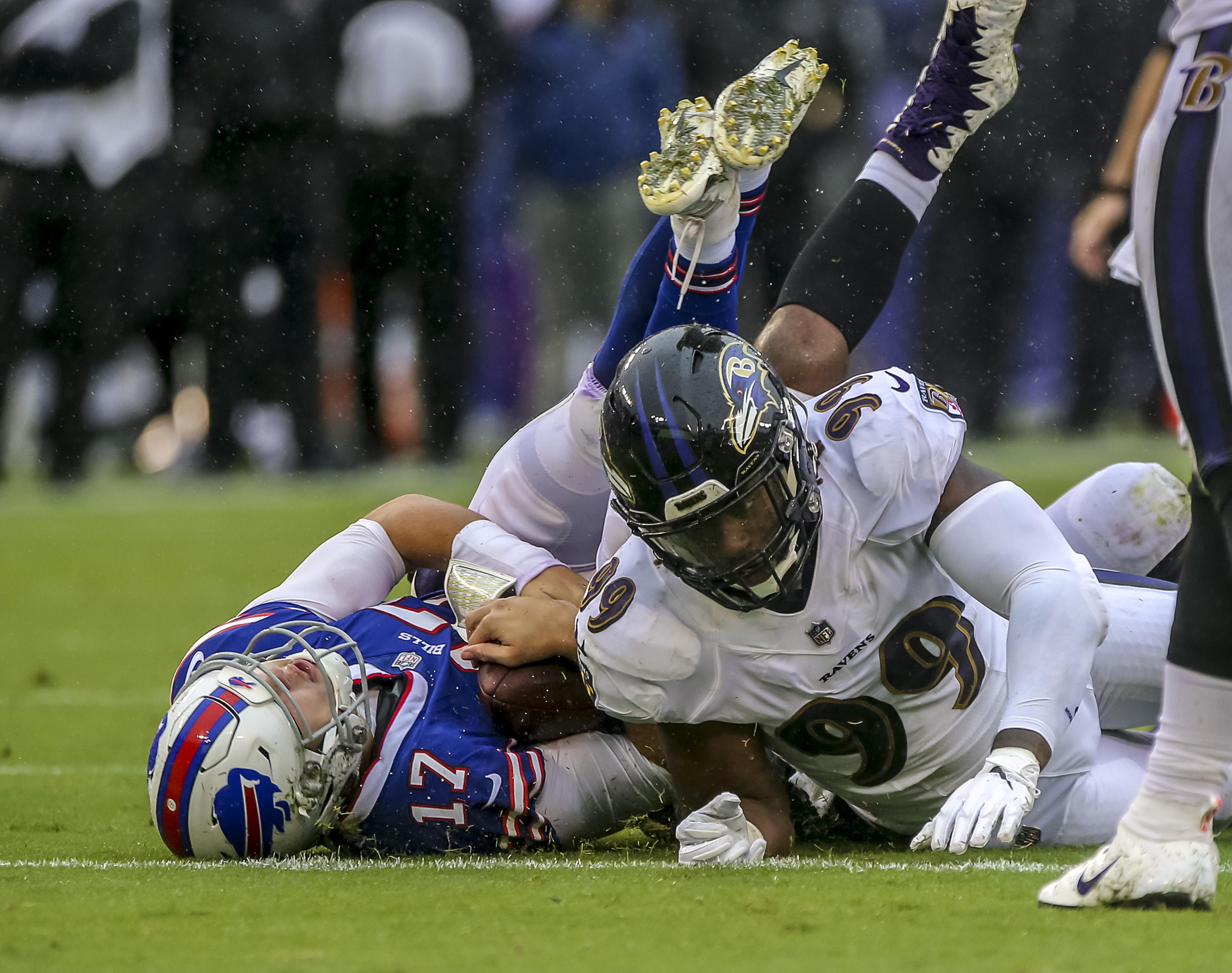 NFL: SEP 09 Bills at Ravens