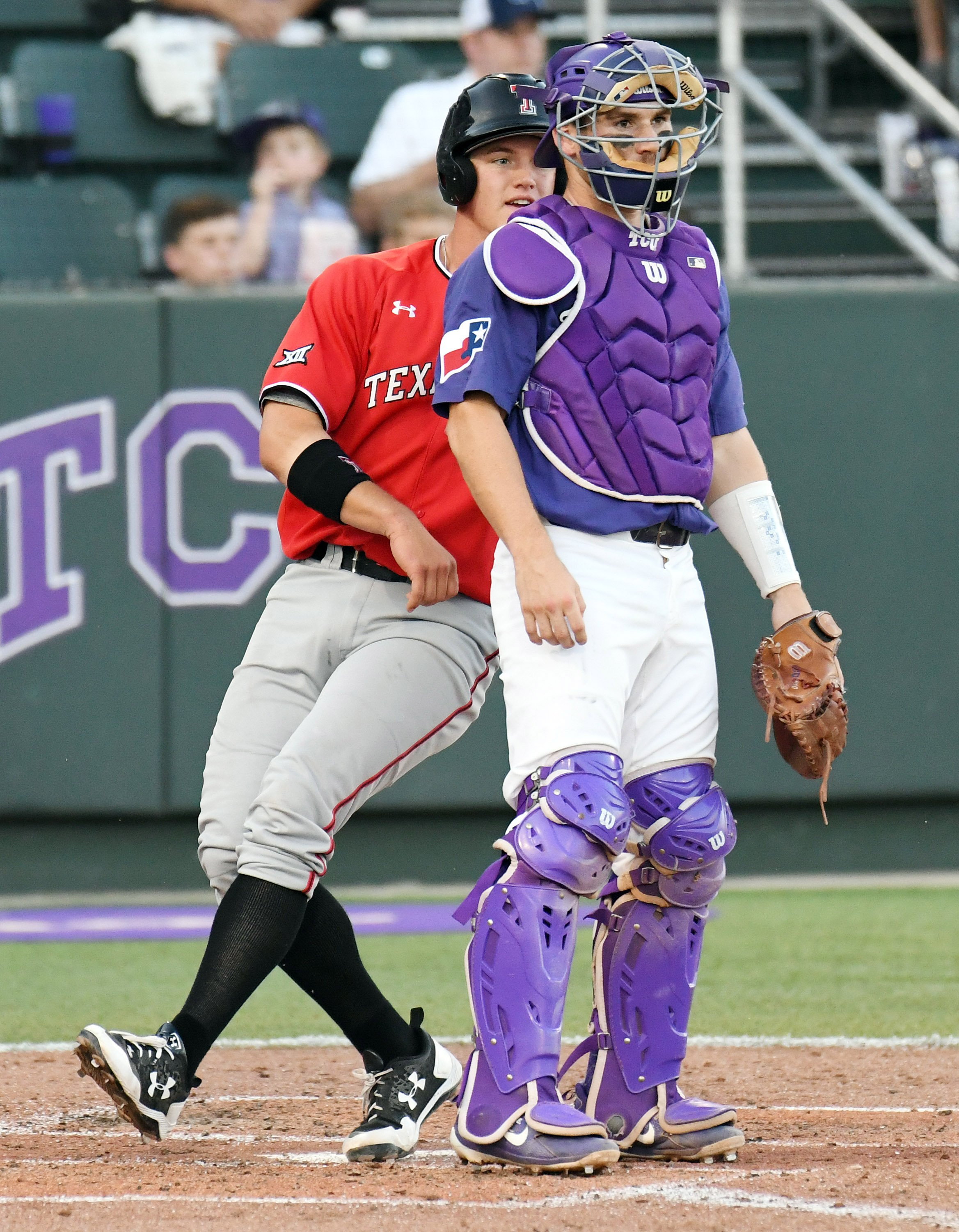 Texas Tech at Texas Christian