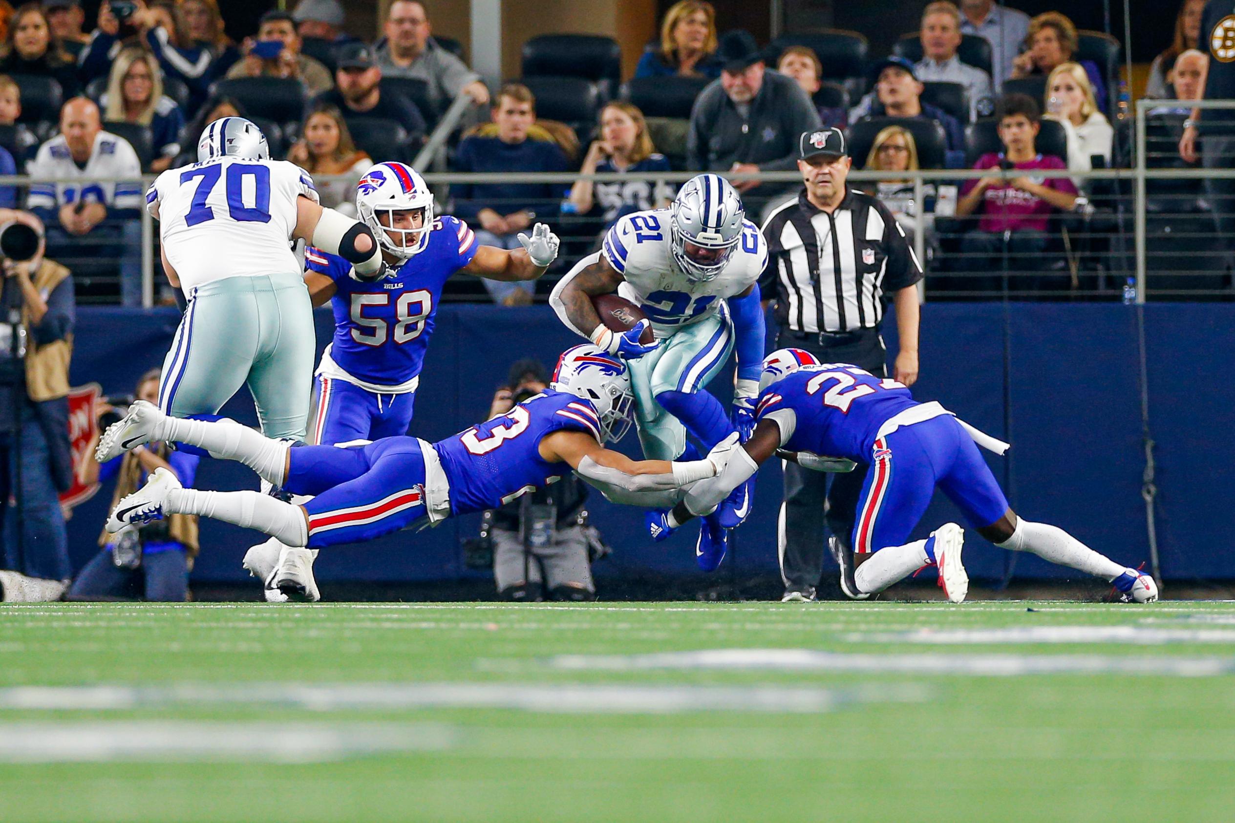 NFL: NOV 28 Bills at Cowboys