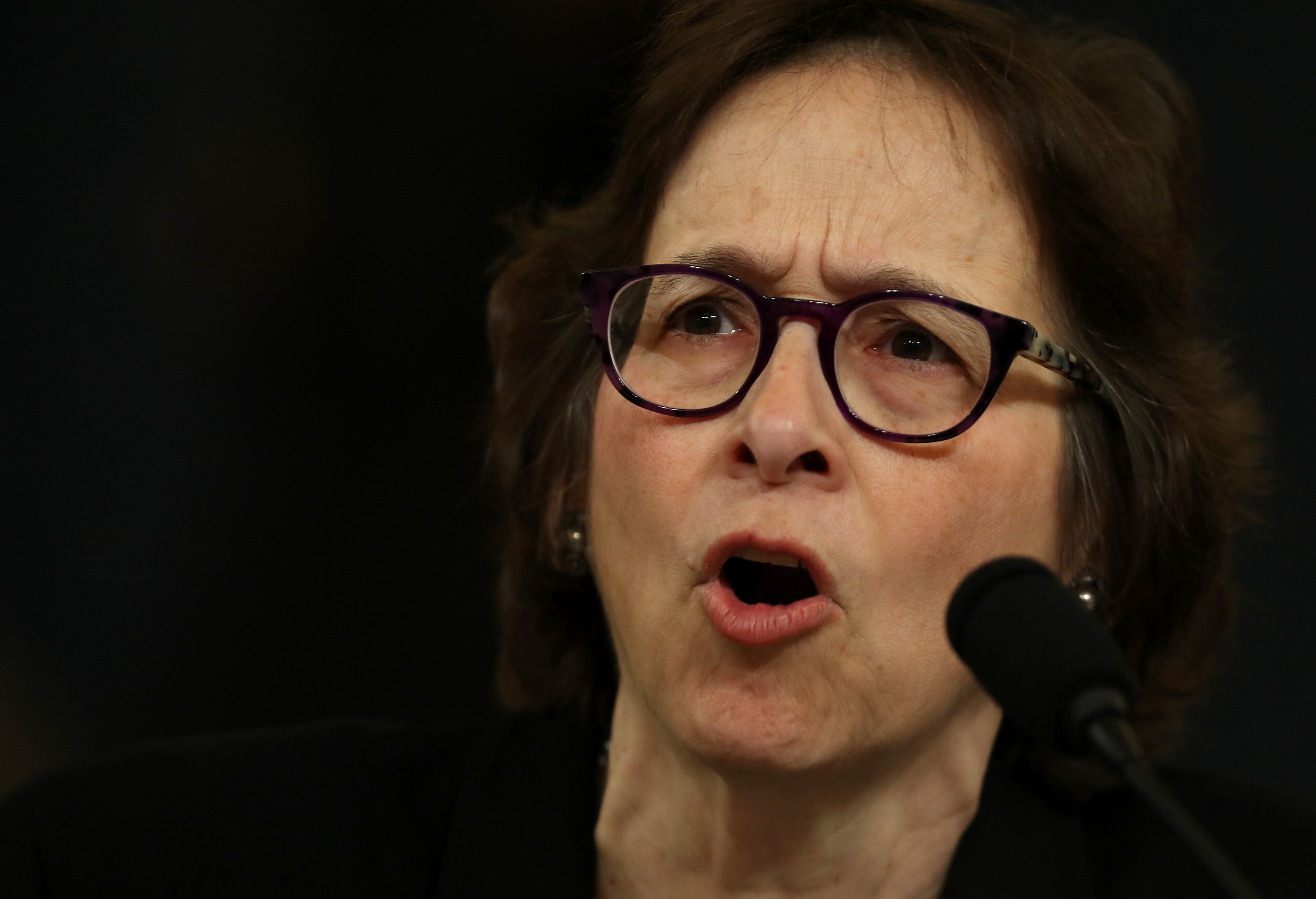 Impeachment hearings: law professor Pamela Karlan had no patience for Rep. Doug Collins's insults