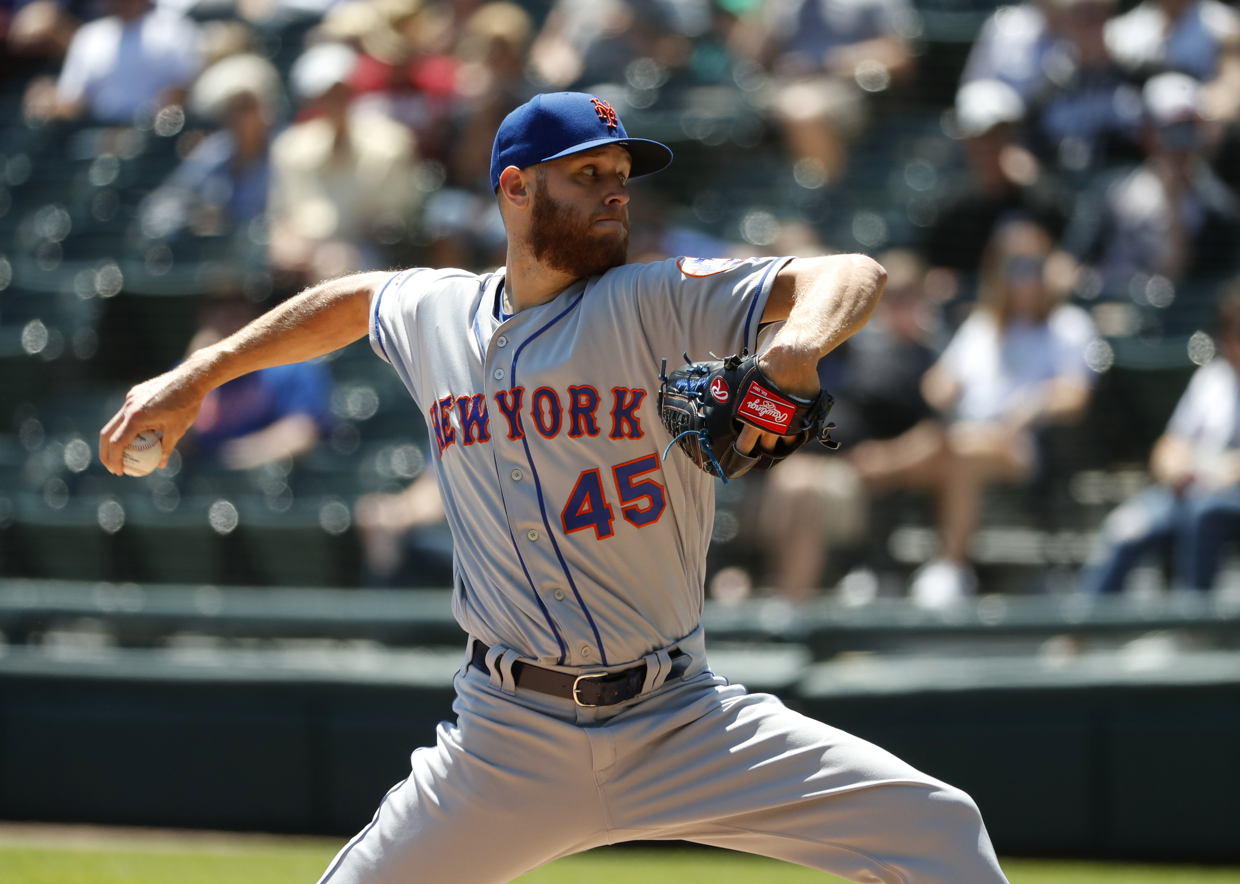 Pitcher Zack Wheeler won't be coming to the South Side. The free agent has reportedly agreed to a five-year, $118 million deal with the Phillies. The White Sox were among the teams courting him.