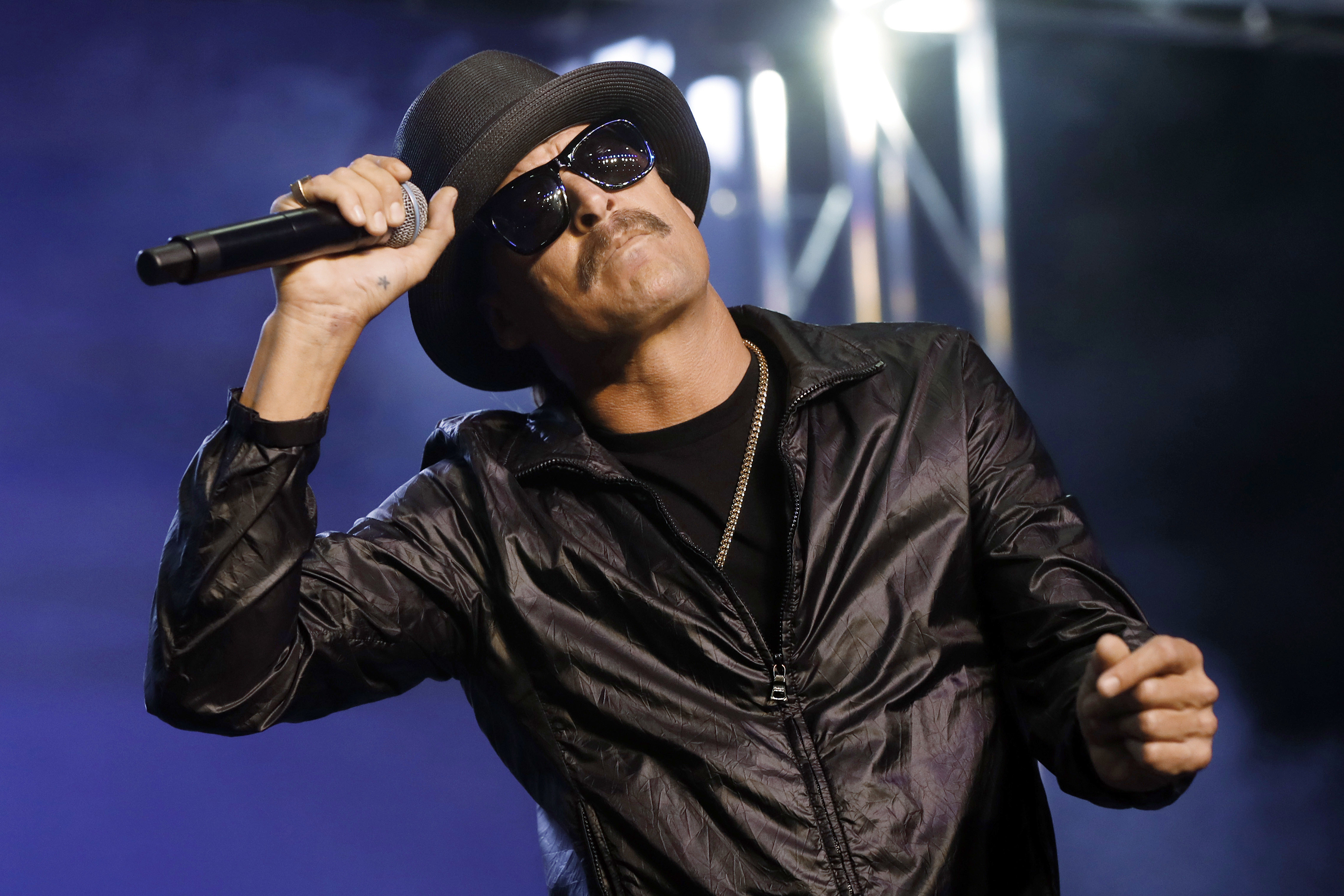 The owners of the Detroit sports arena housing Kid Rock's restaurant say the musician won't renew his licensing agreement for the eatery.