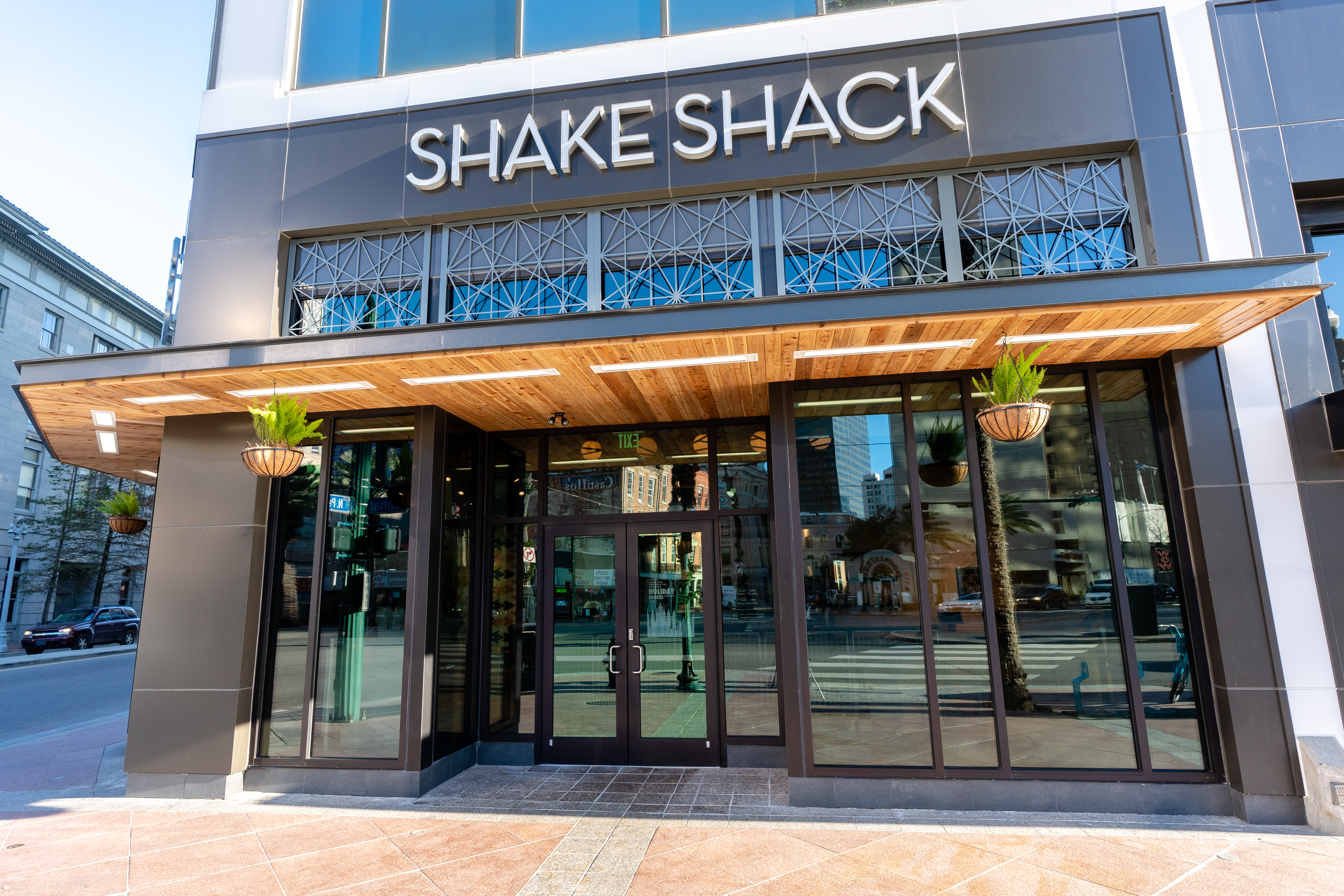 Shake Shack Opens Flagship Location in Downtown New Orleans
