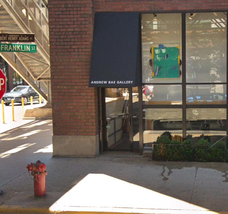 Andrew Bae Gallery exterior
