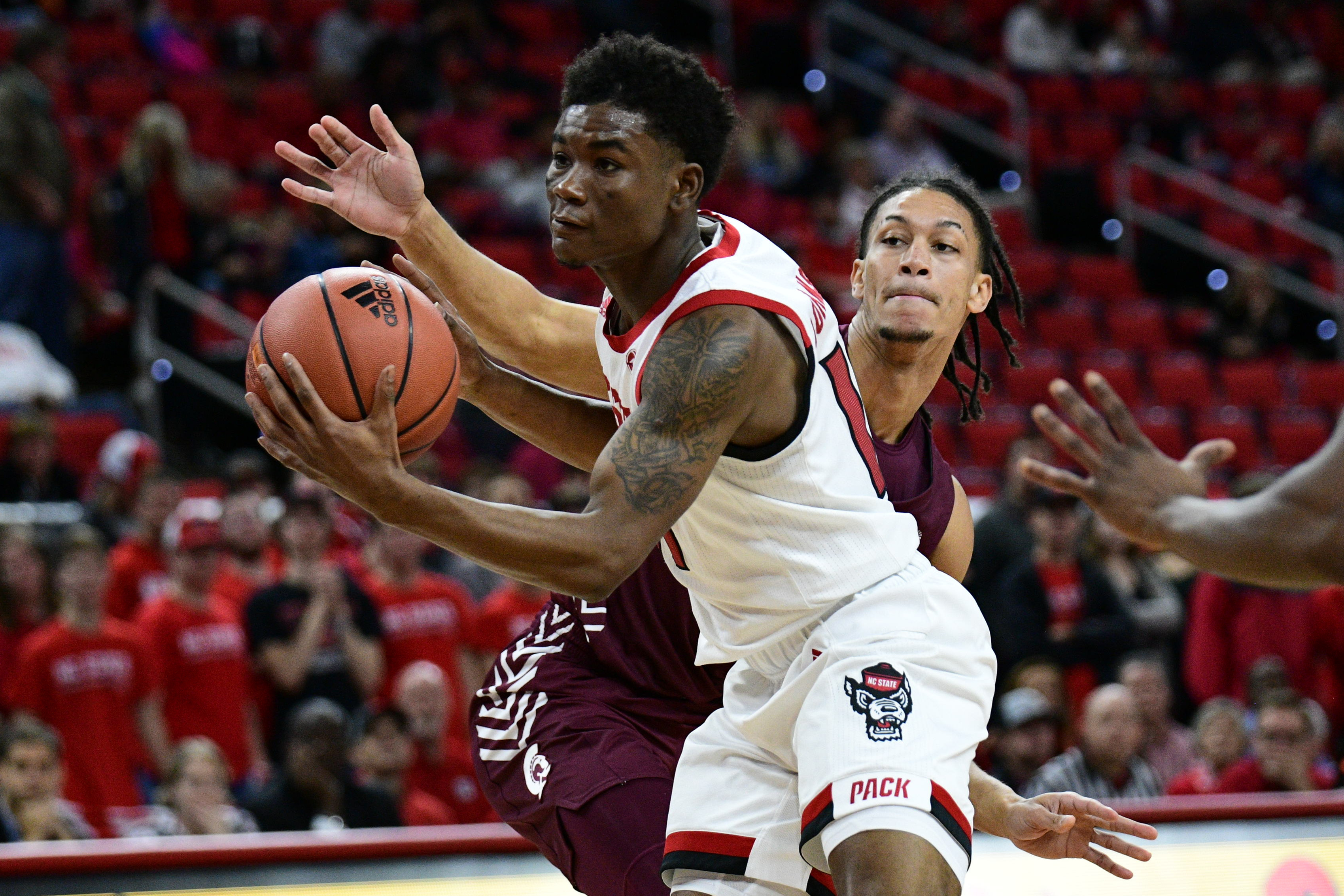 COLLEGE BASKETBALL: NOV 23 Arkansas-Little Rock at NC State