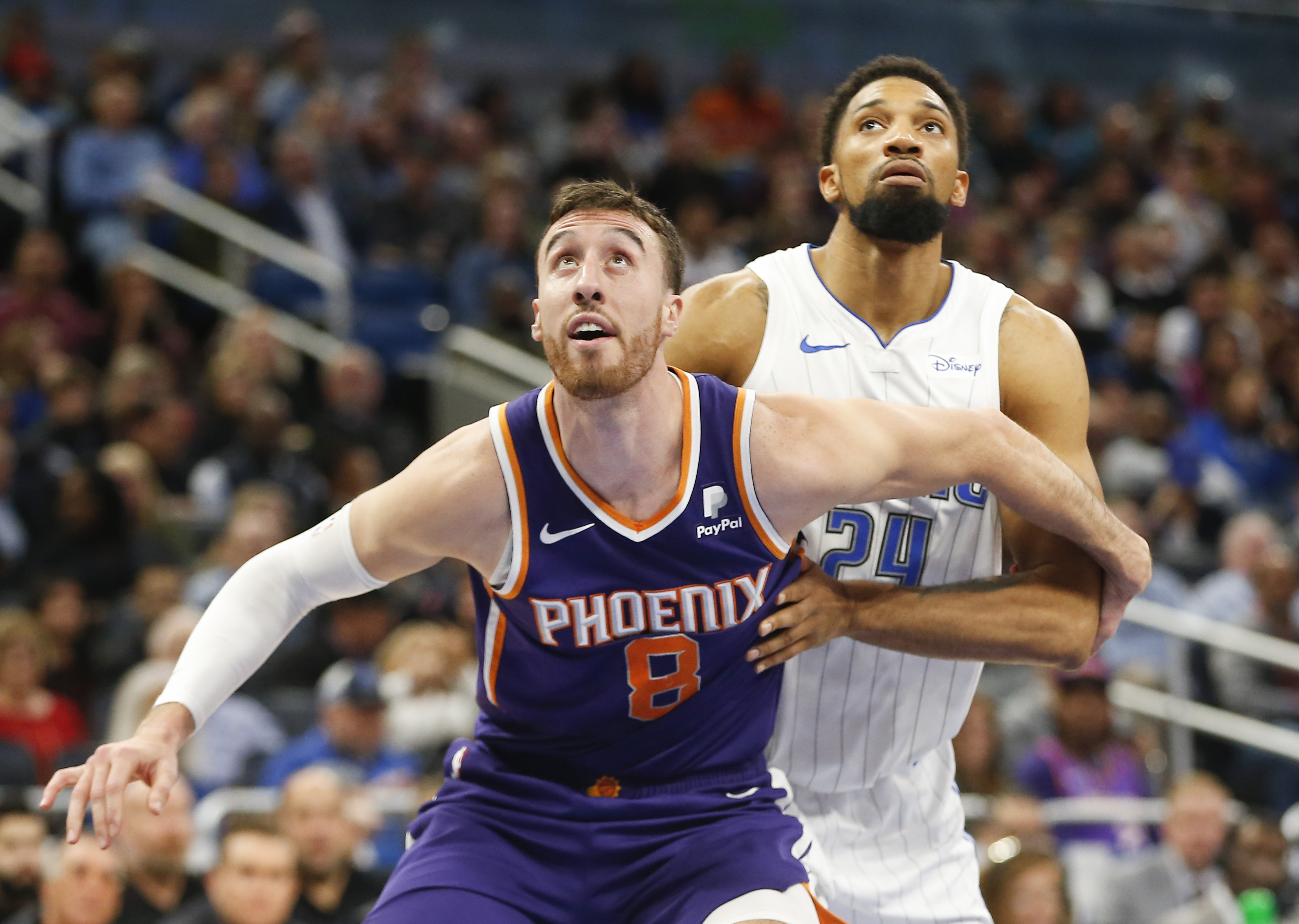 NBA: Phoenix Suns at Orlando Magic