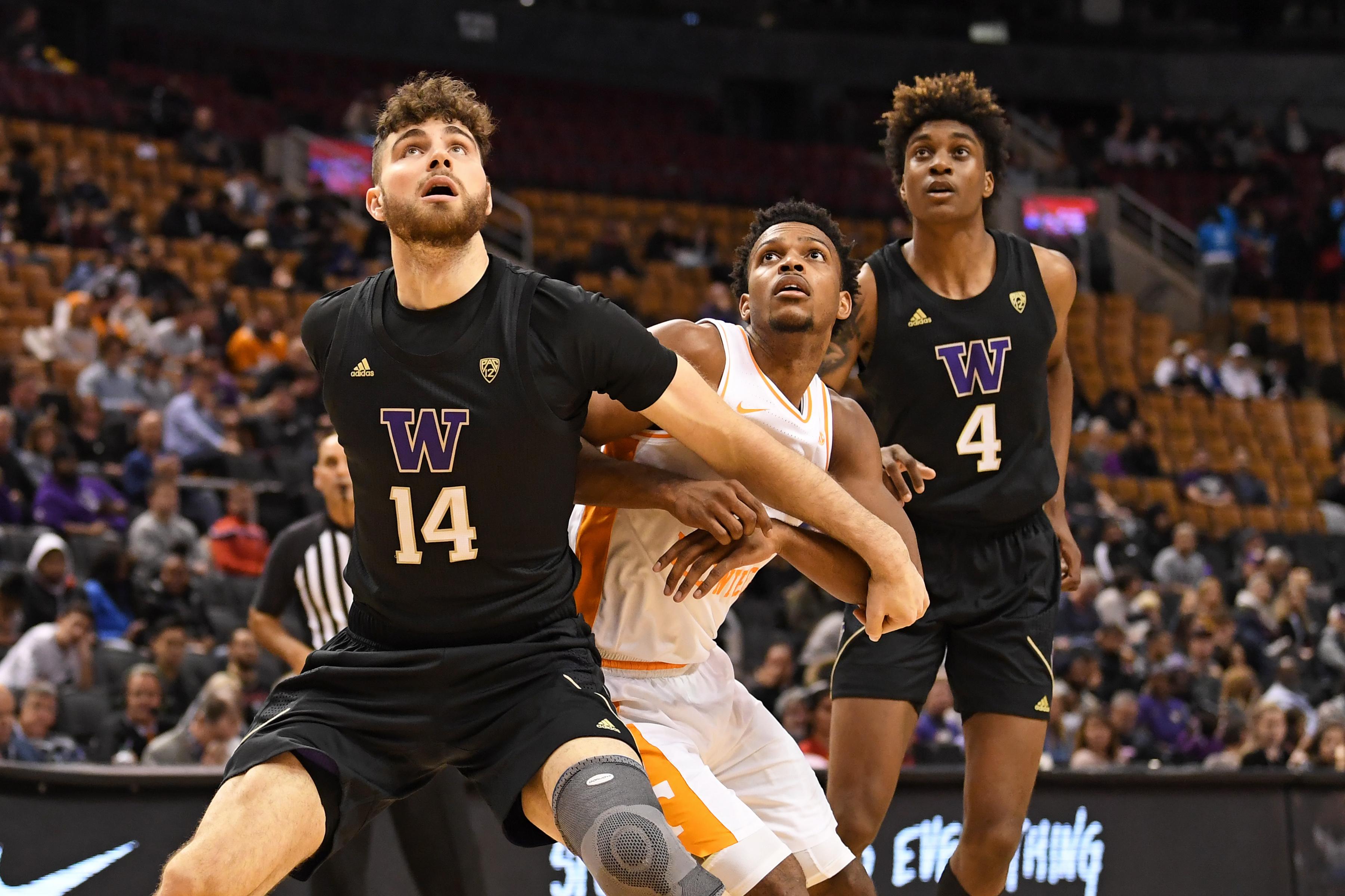 NCAA Basketball: Washington at Tennessee
