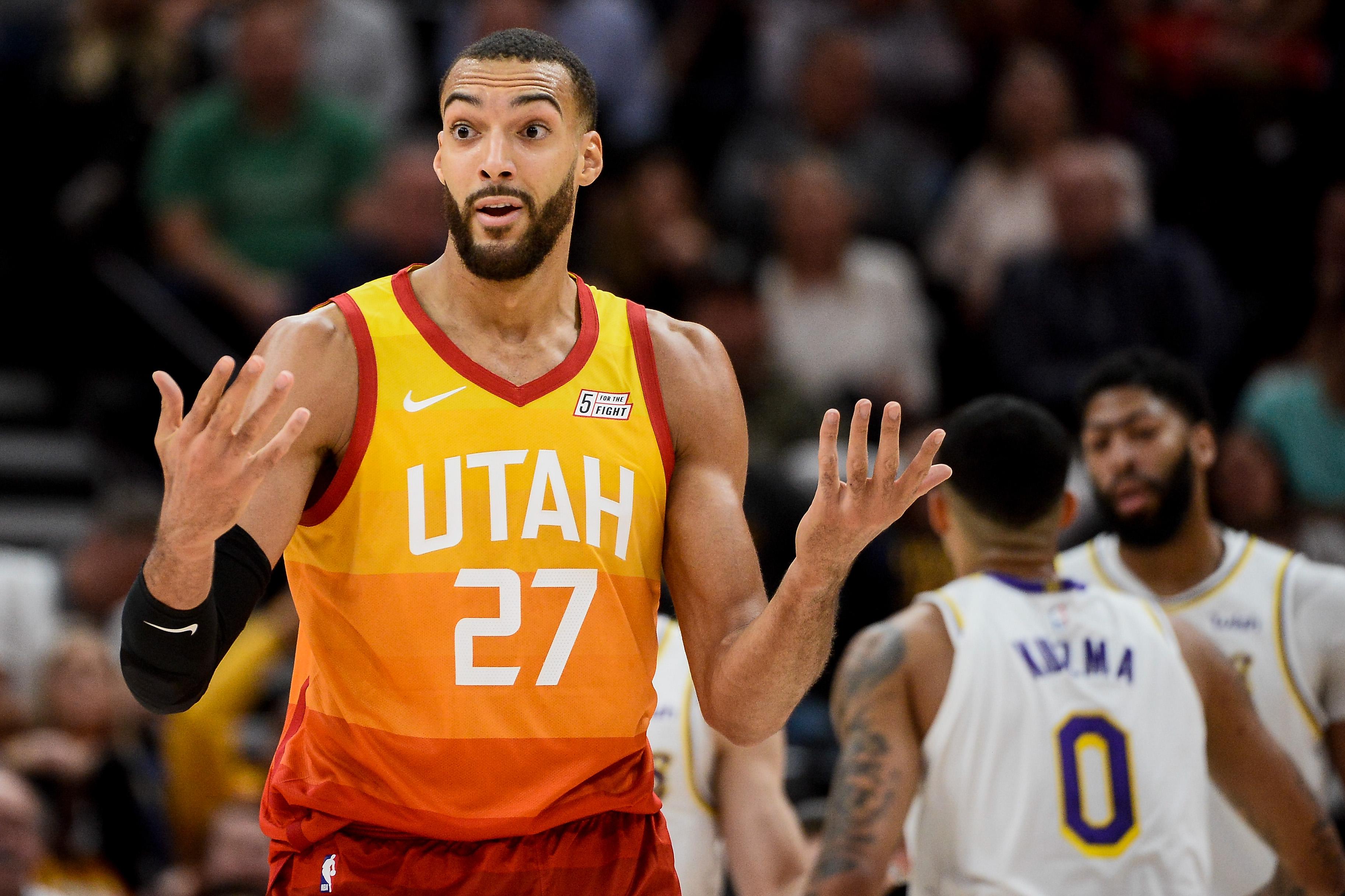 Los Angeles Lakers v Utah Jazz