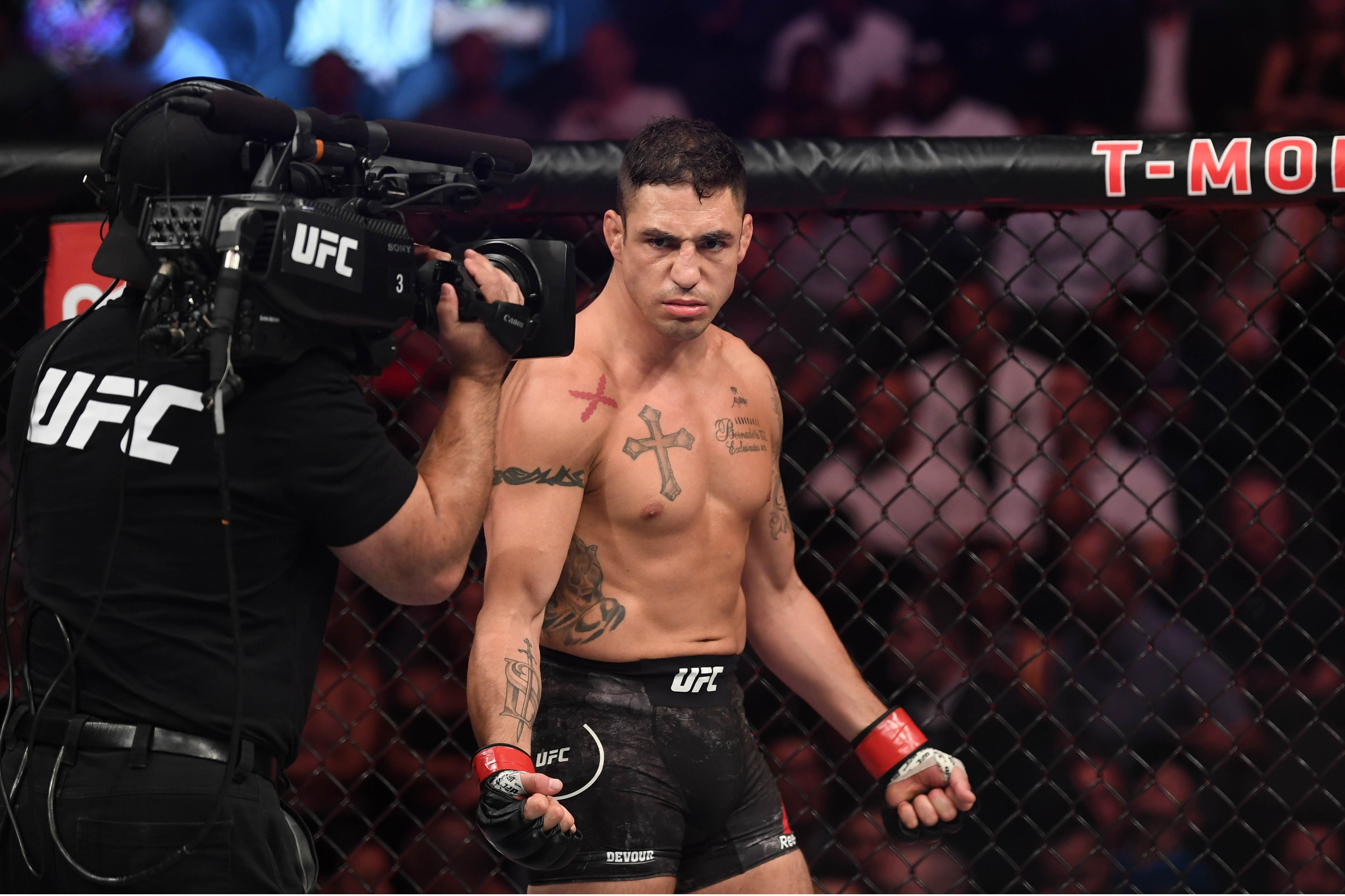 UFC 239: Sanchez v Chiesa