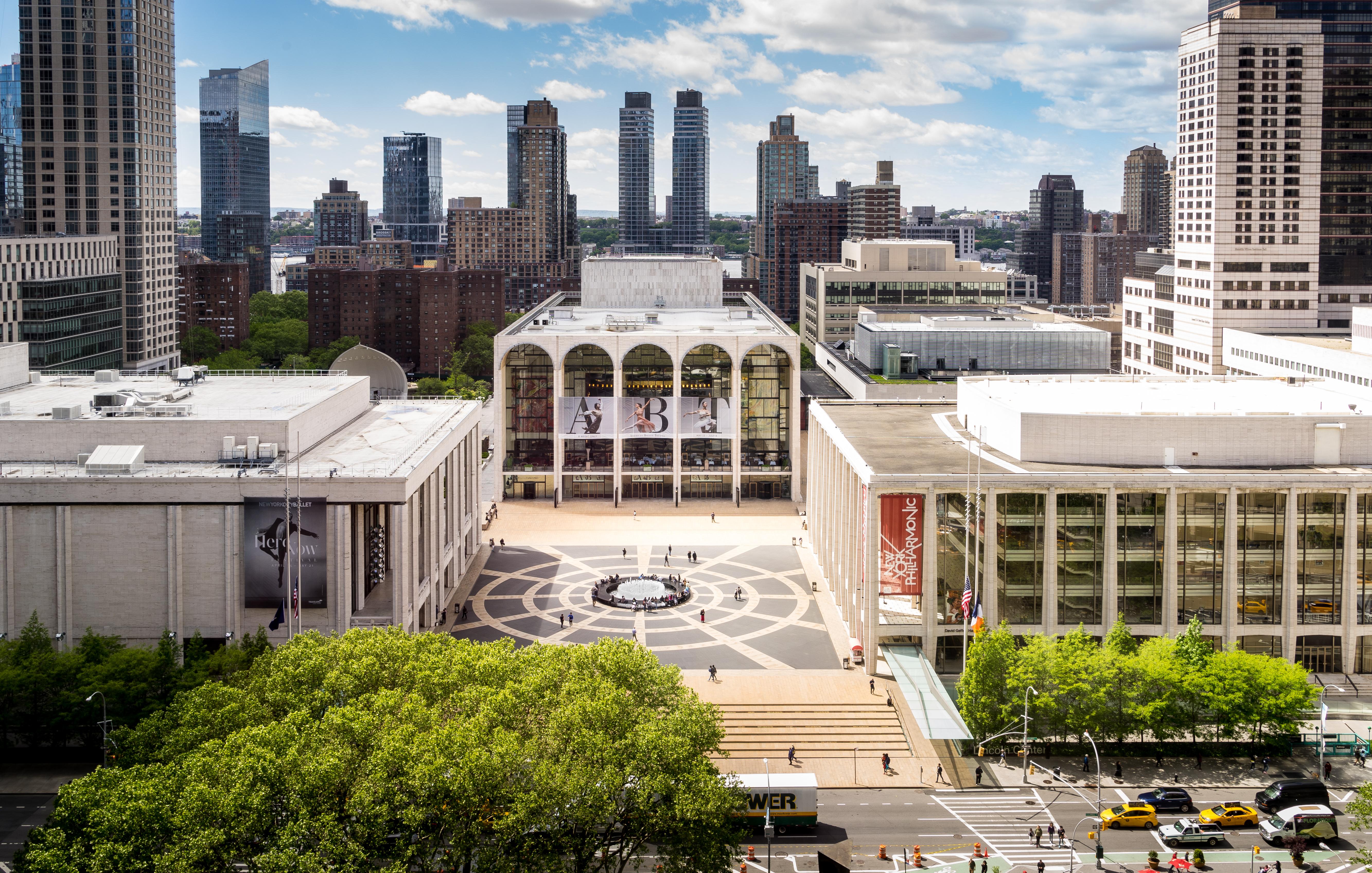 Famed Lincoln Center sculpture won't return after $550M renovation