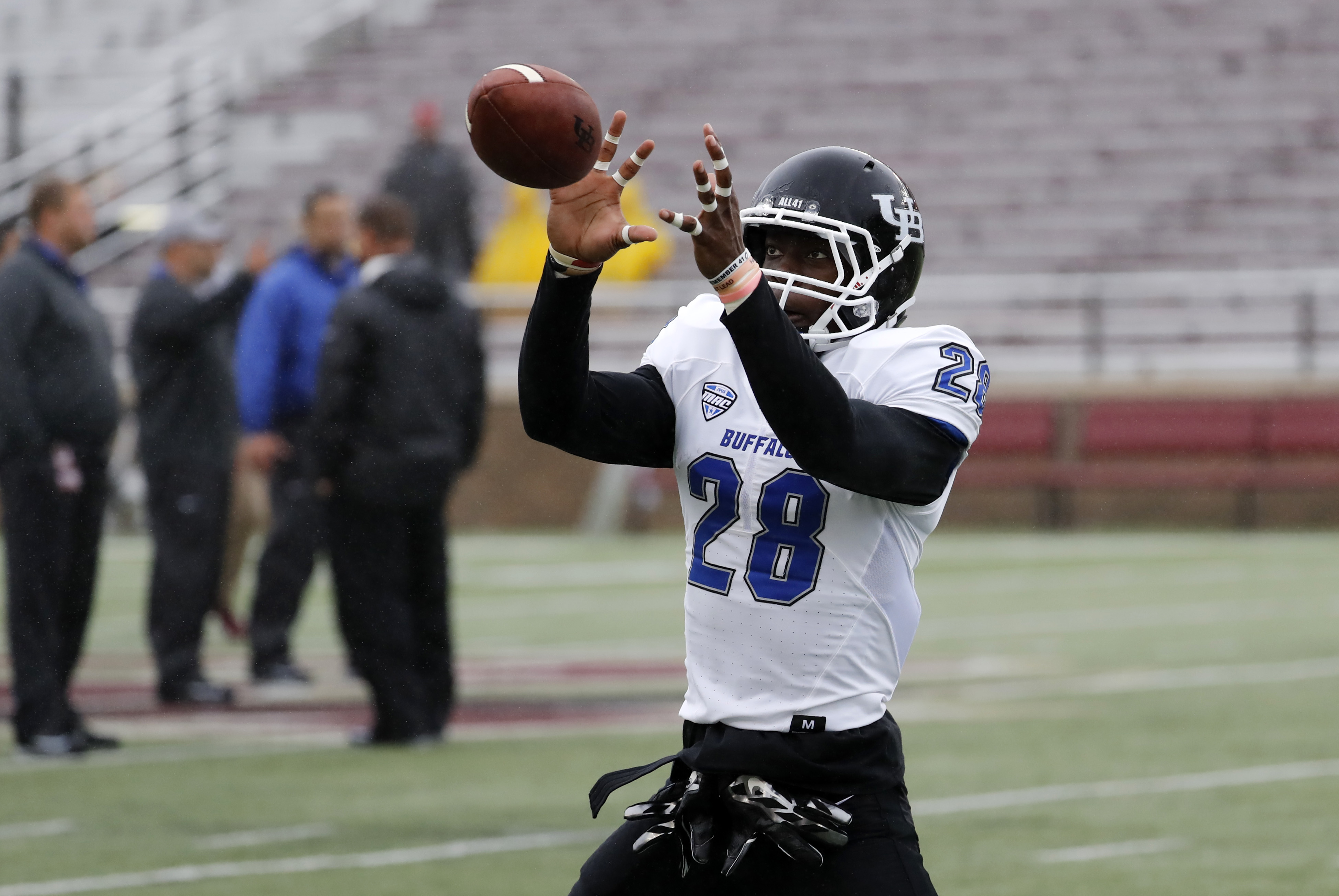 NCAA FOOTBALL: OCT 01 Buffalo at Boston College