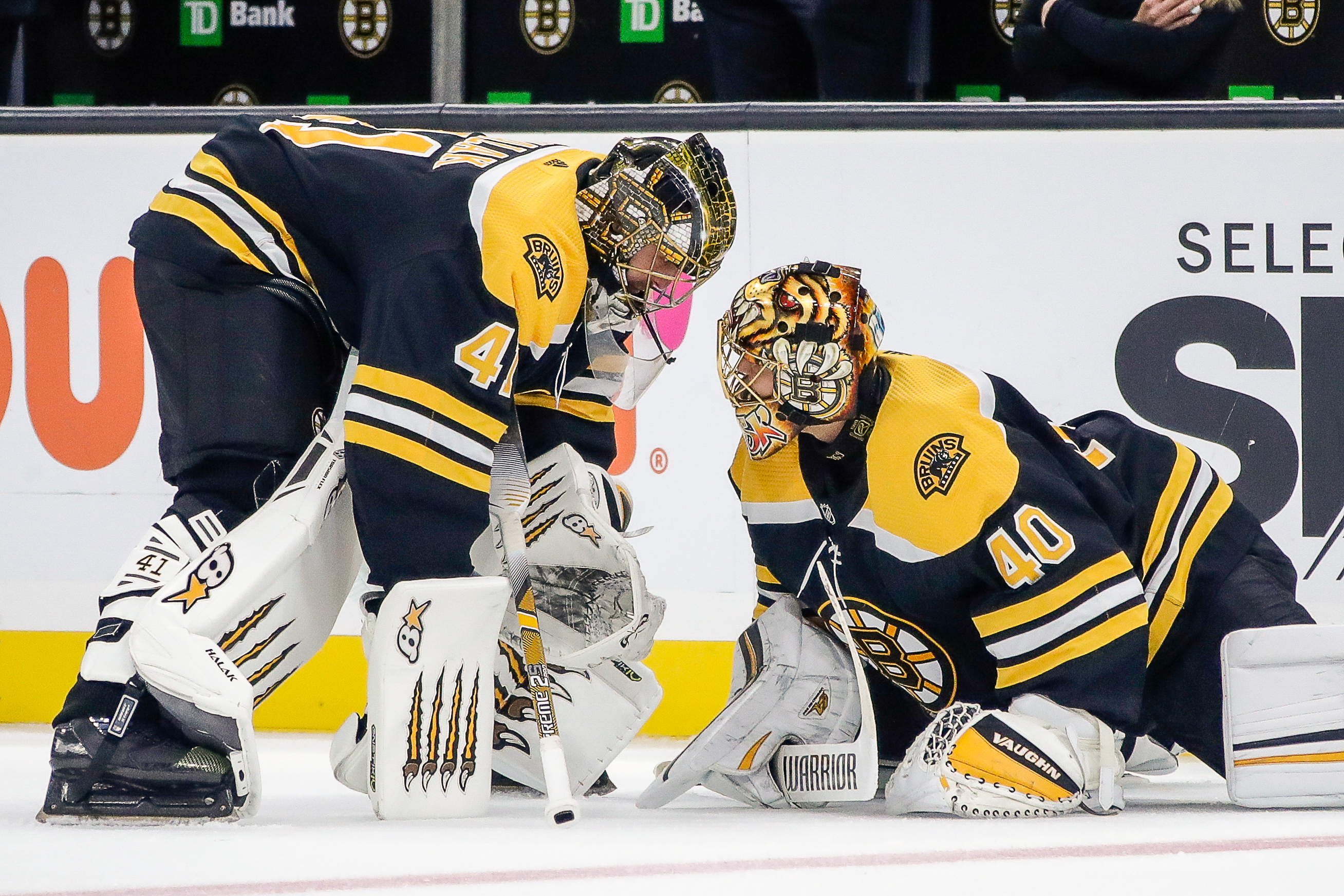 NHL: OCT 14 Ducks at Bruins