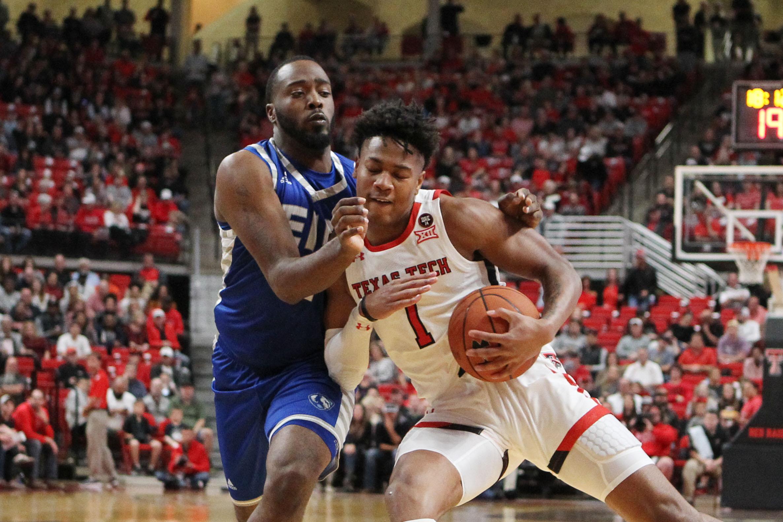 NCAA Basketball: Eastern Illinois at Texas Tech