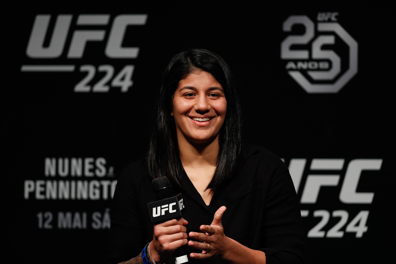 UFC 224: Weigh-ins