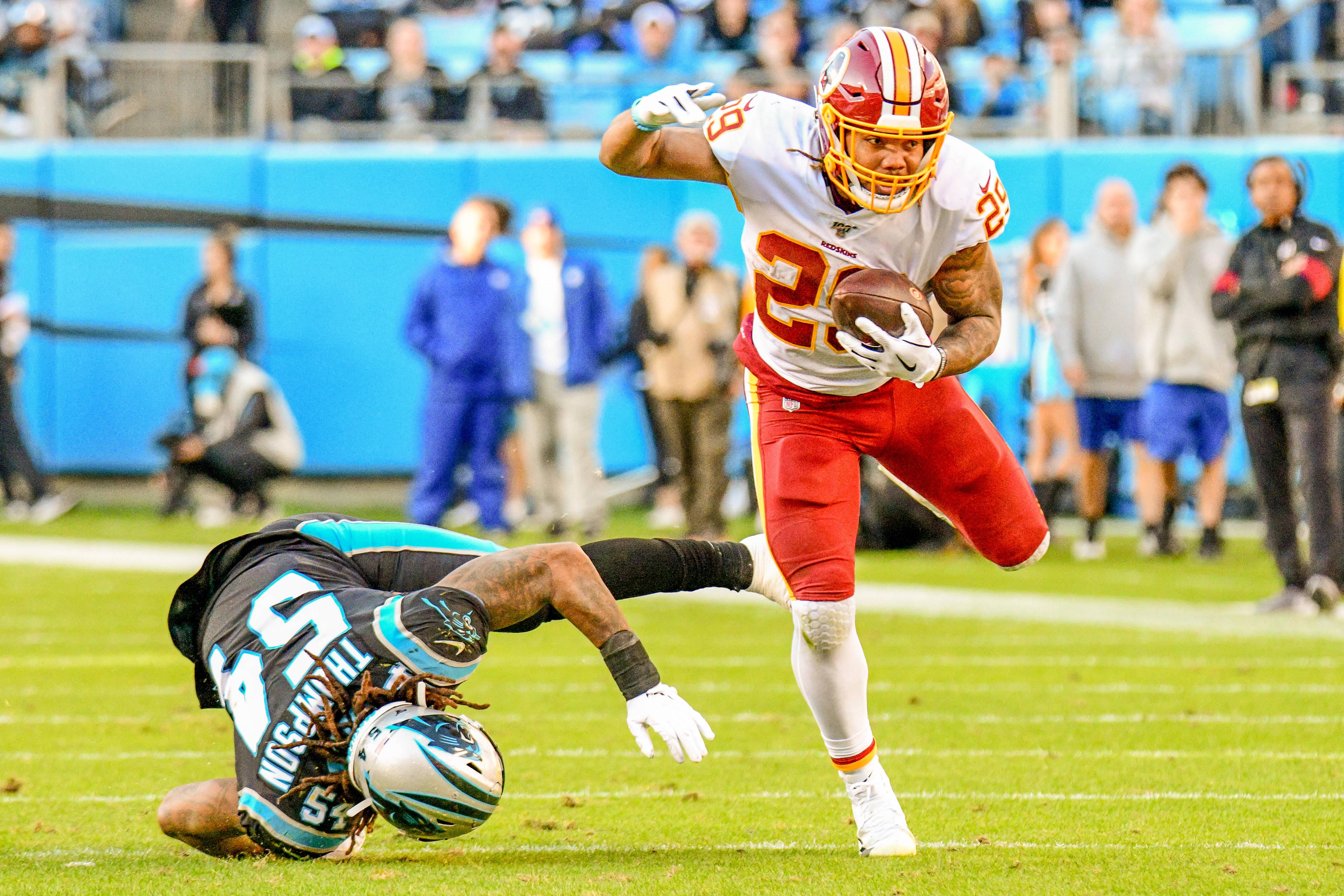 NFL: DEC 01 Redskins at Panthers
