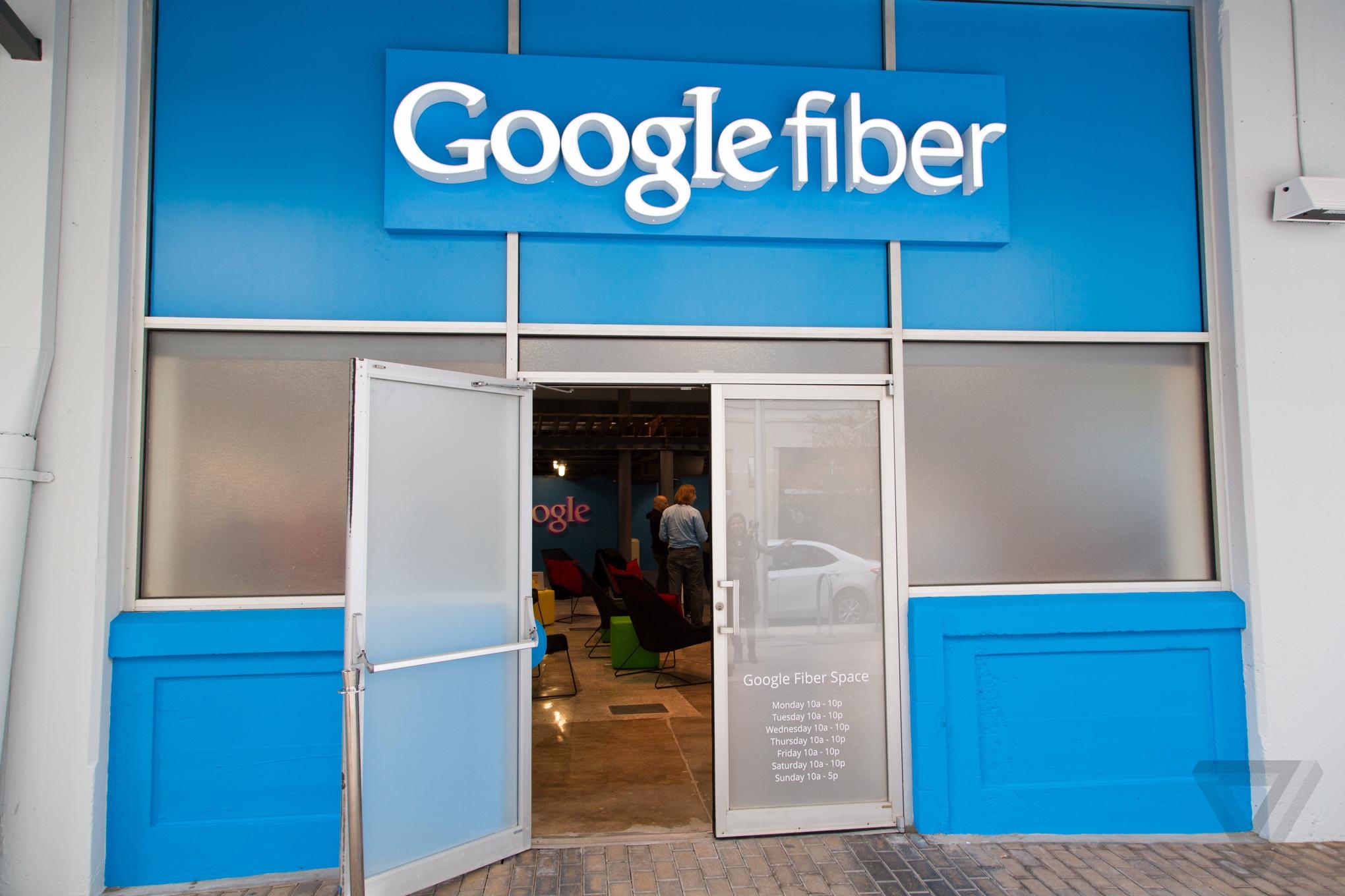 Google Fiber Austin space stock 2040