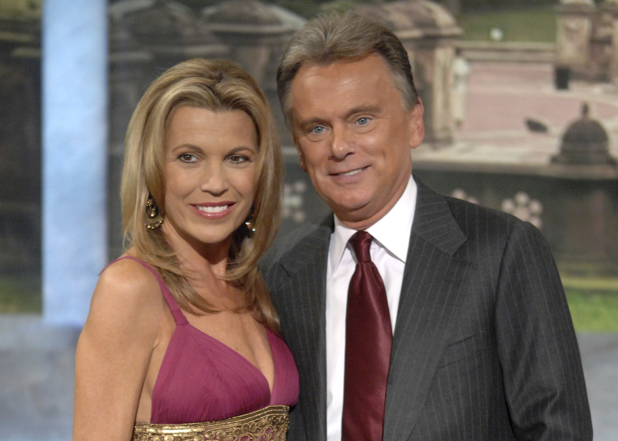 """Vanna White will host """"Wheel of Fortune"""" for the two-week """"Secret Santa Holiday Giveaway"""" episodes which were filmed in November asSajak recuperatedfollowingemergency surgeryfor a blocked intestine."""