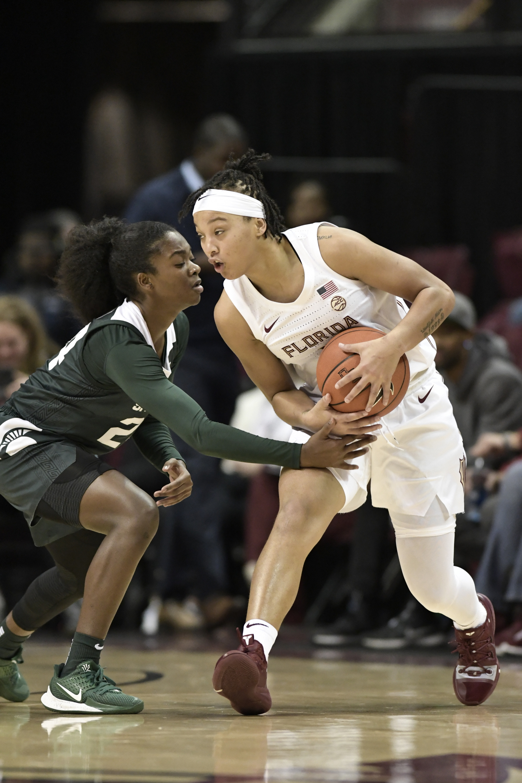 COLLEGE BASKETBALL: DEC 05 Women's Michigan State at Florida State