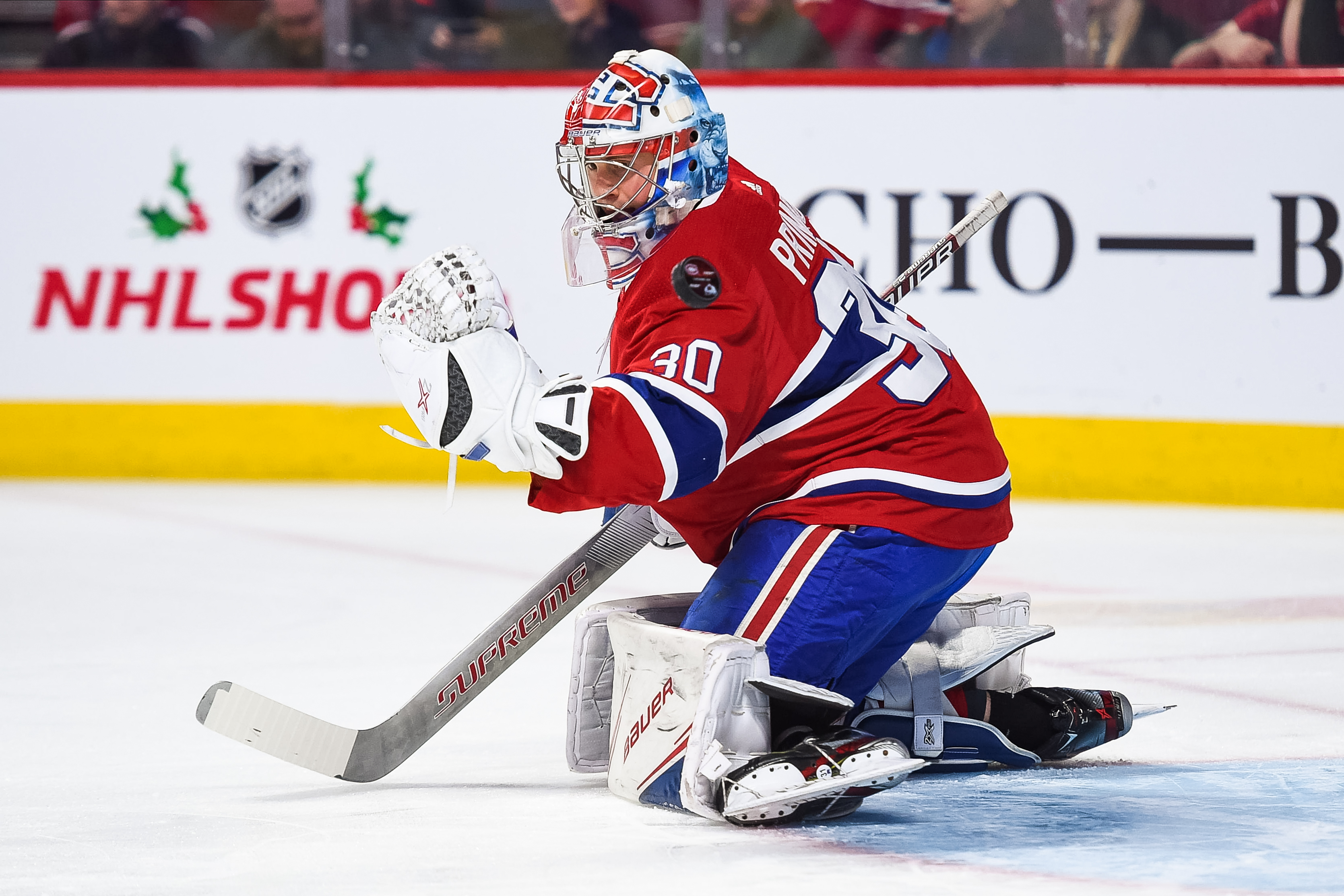 NHL: DEC 05 Avalanche at Canadiens