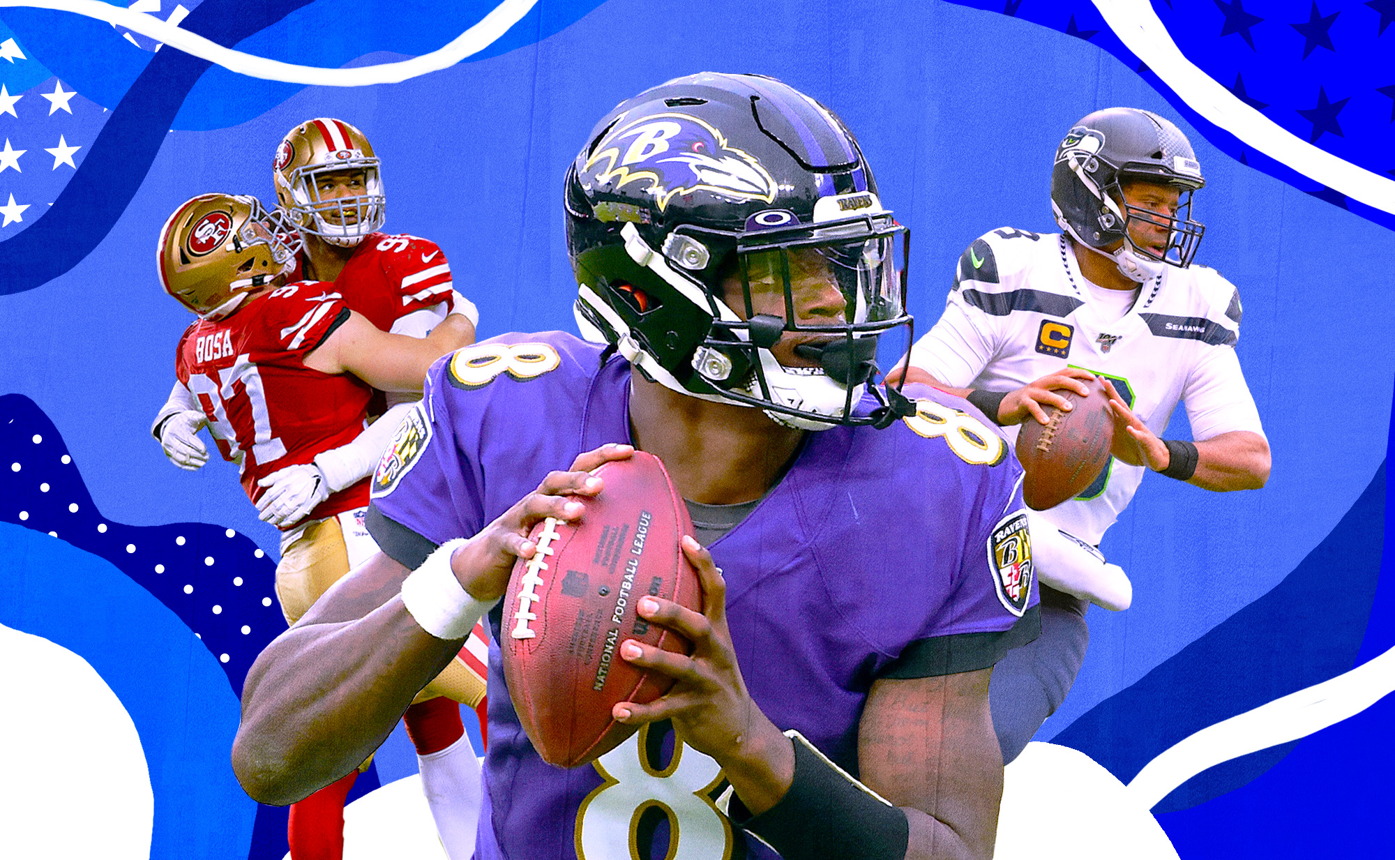 13 Super Bowl contenders, ranked in the final month of the 2019 NFL season