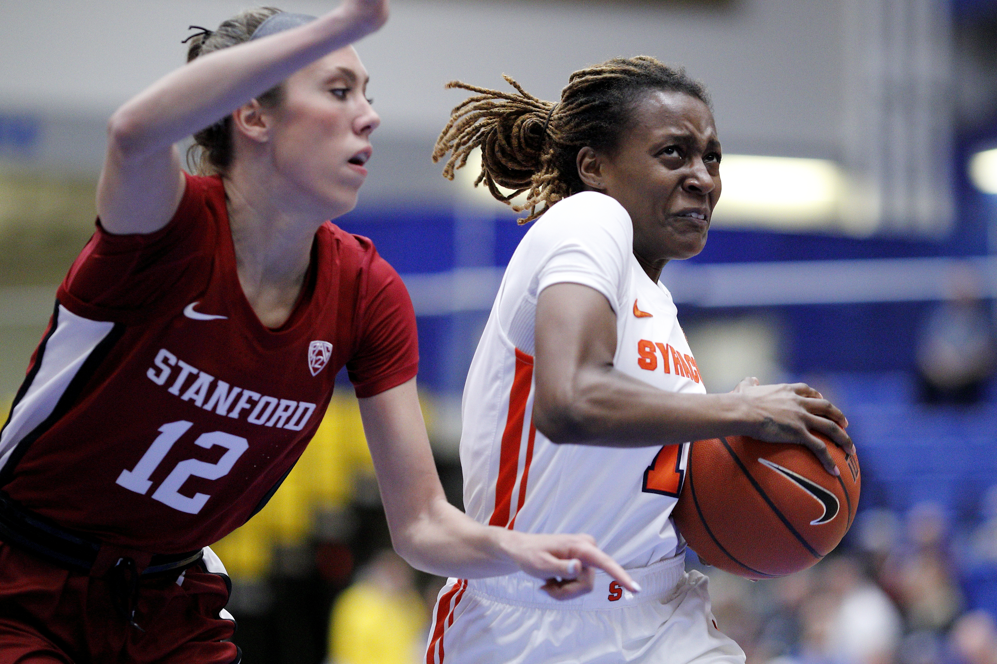 Syracuse v Stanford: Greater Victoria Invitational