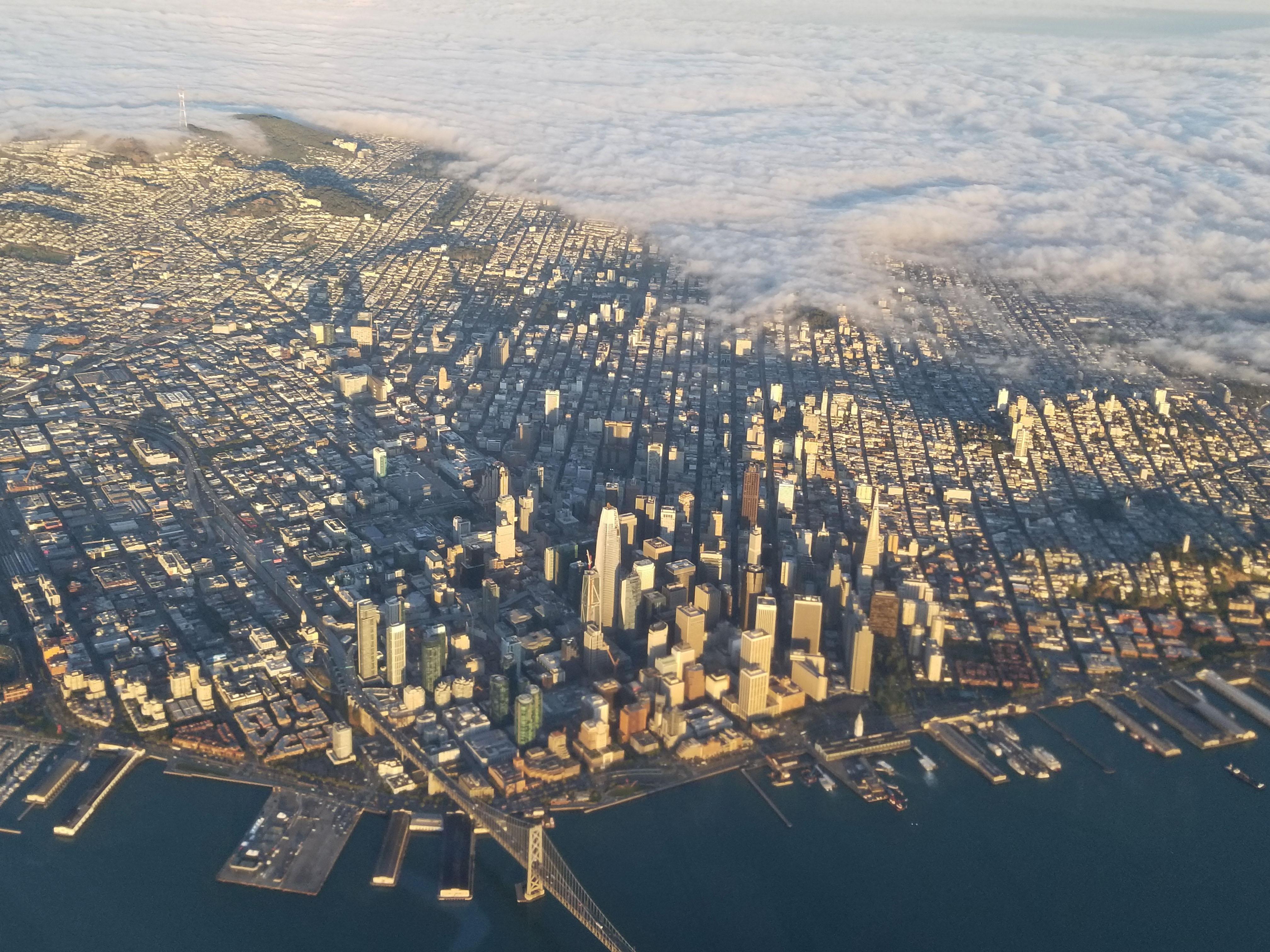 US-CITYSCAPE-SAN FRANCISCO