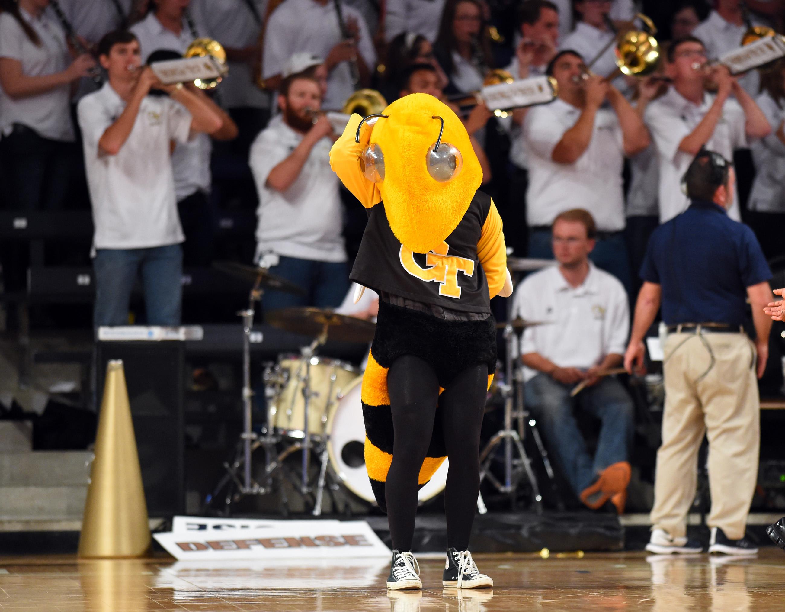 NCAA Basketball: Tulane at Georgia Tech