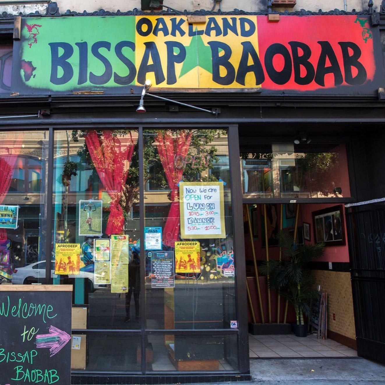 Senegalese Restaurant Bissap Baobab Will Close Its Oakland Location