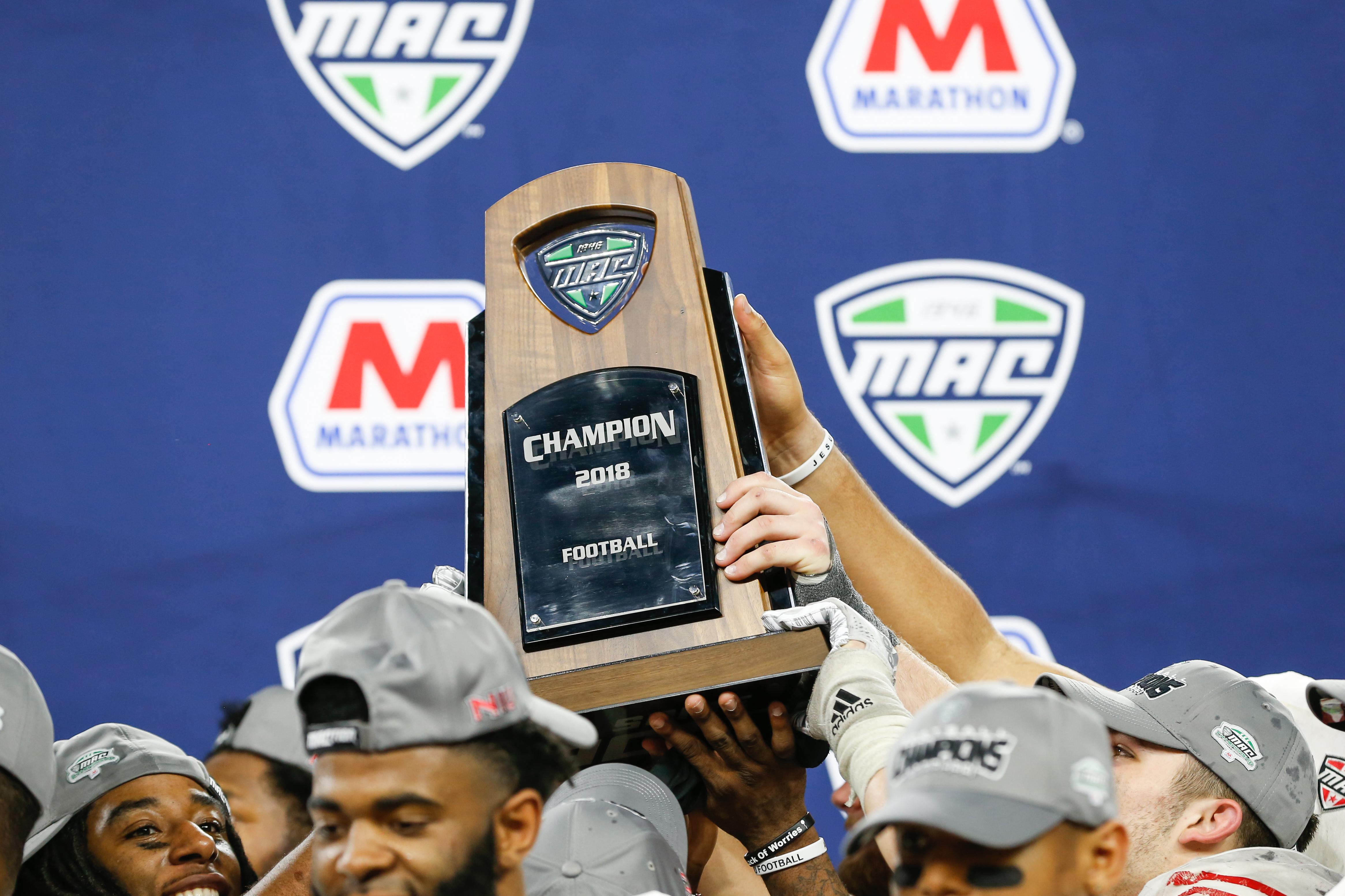 COLLEGE FOOTBALL: NOV 30 MAC Championship Game - NIU v Buffalo