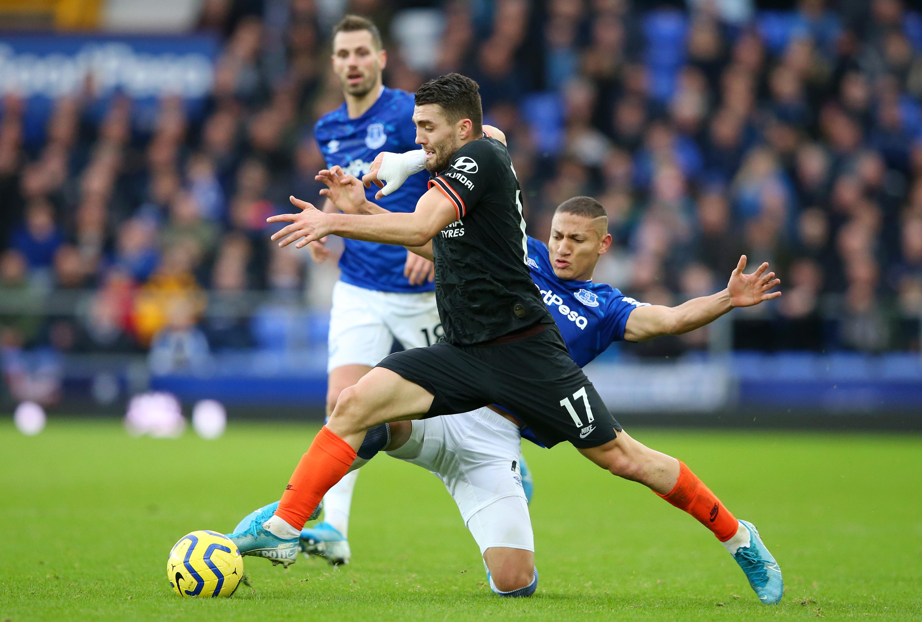 Everton FC v Chelsea FC - Premier League