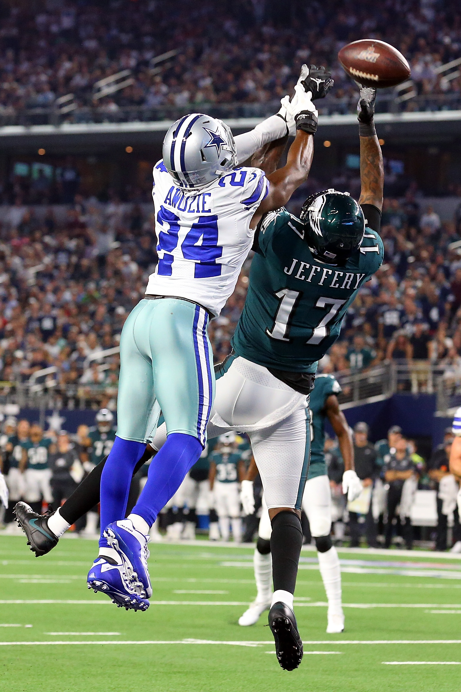 What happens if all 4 NFC East teams finish with 6-10 records?