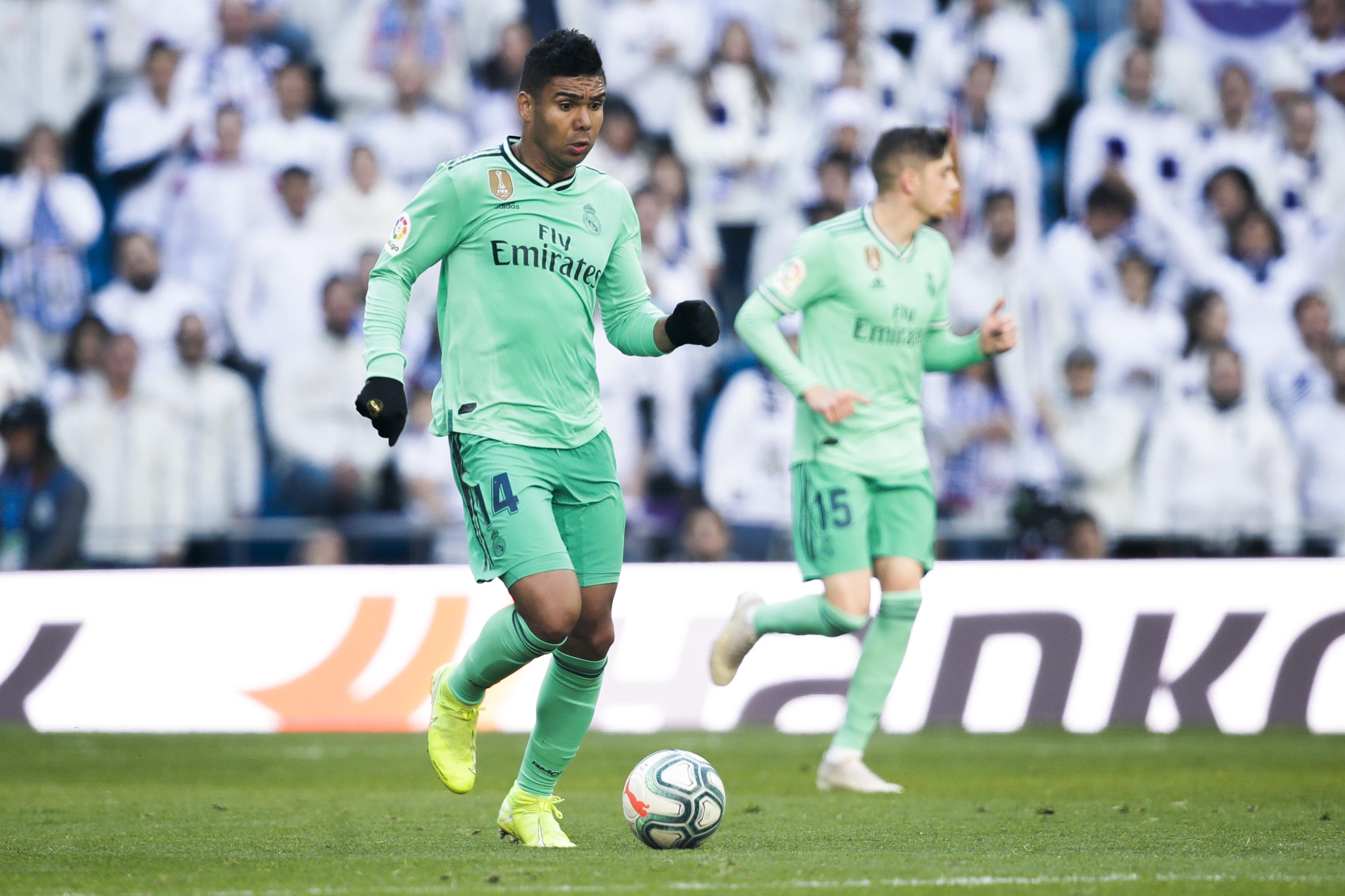 Real Madrid v Espanyol - La Liga Santander