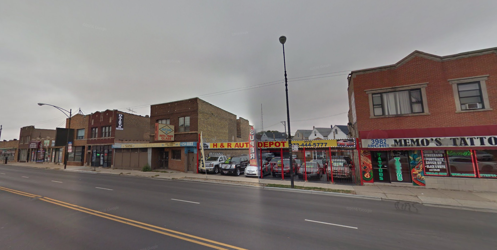 A business was burglarized in the 4000 block of South Archer Avenue Nov. 21, 2019.