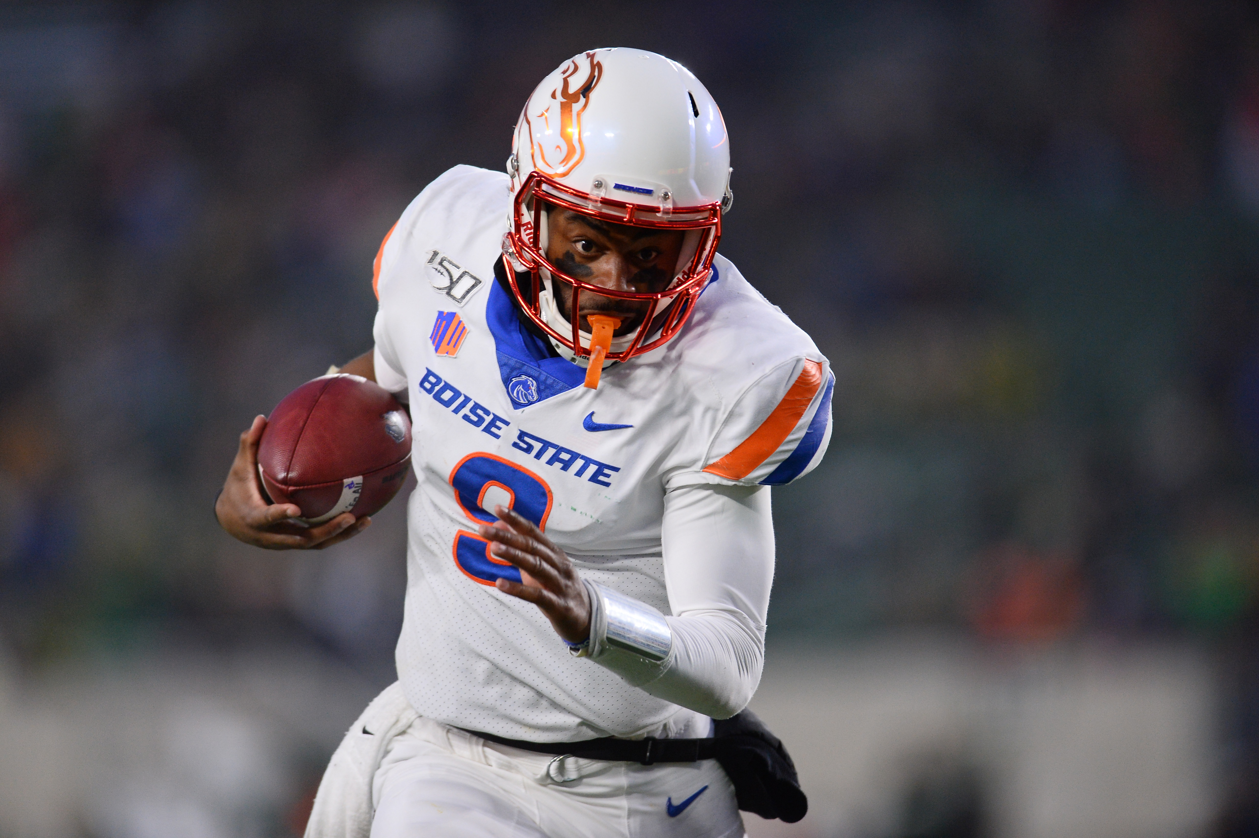 NCAA Football: Boise State at Colorado State