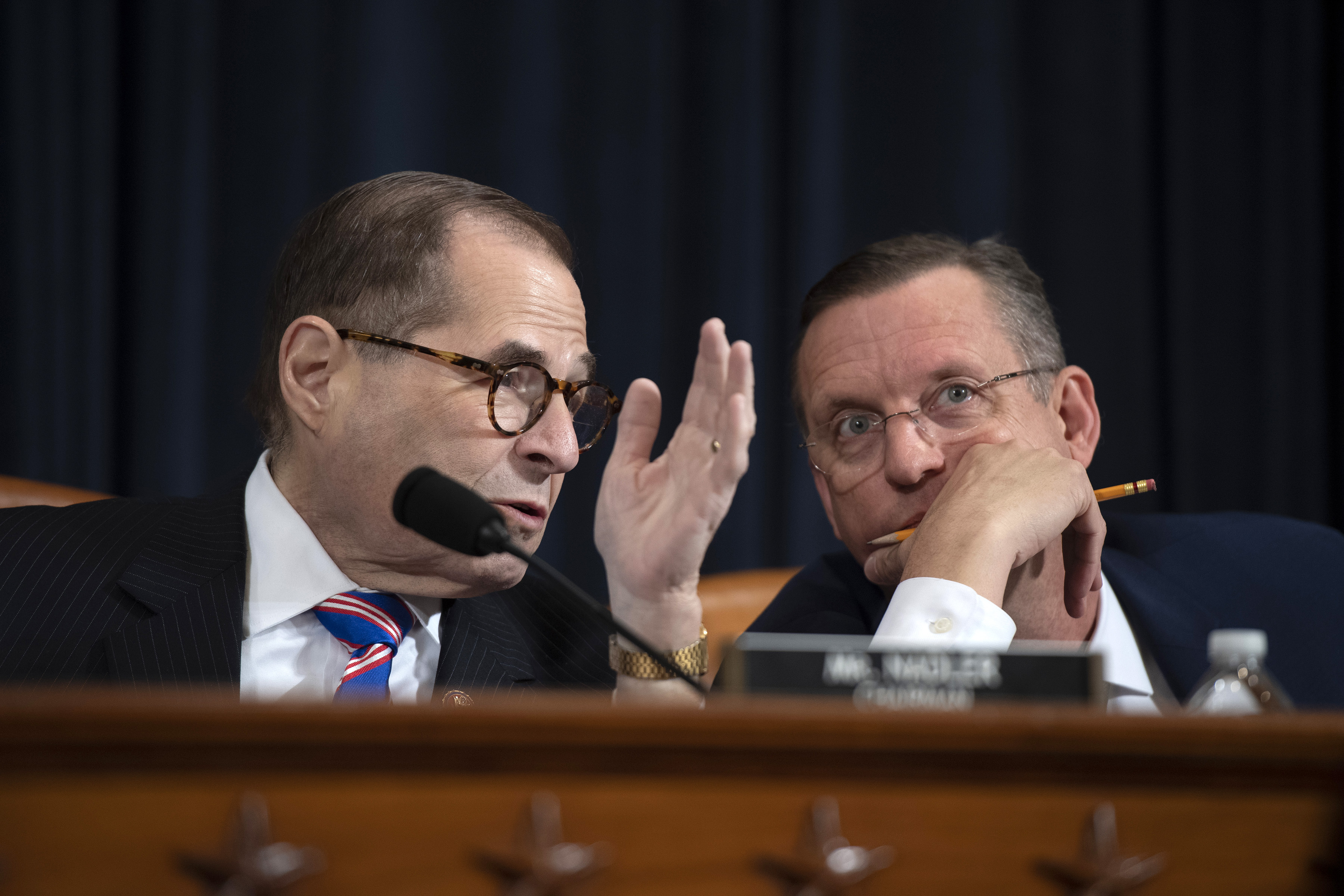 New House Judiciary Committee report defines impeachable offenses