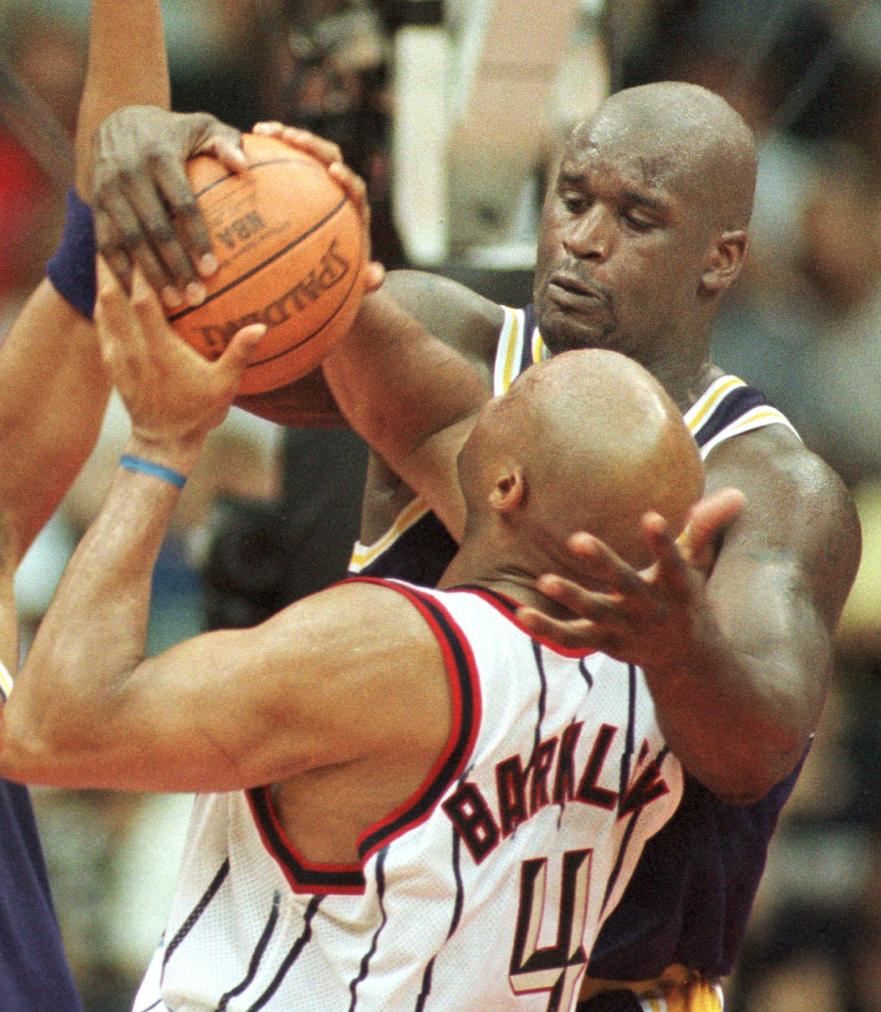 BKN-ROCKETS-LAKERS-SHAQUILLE