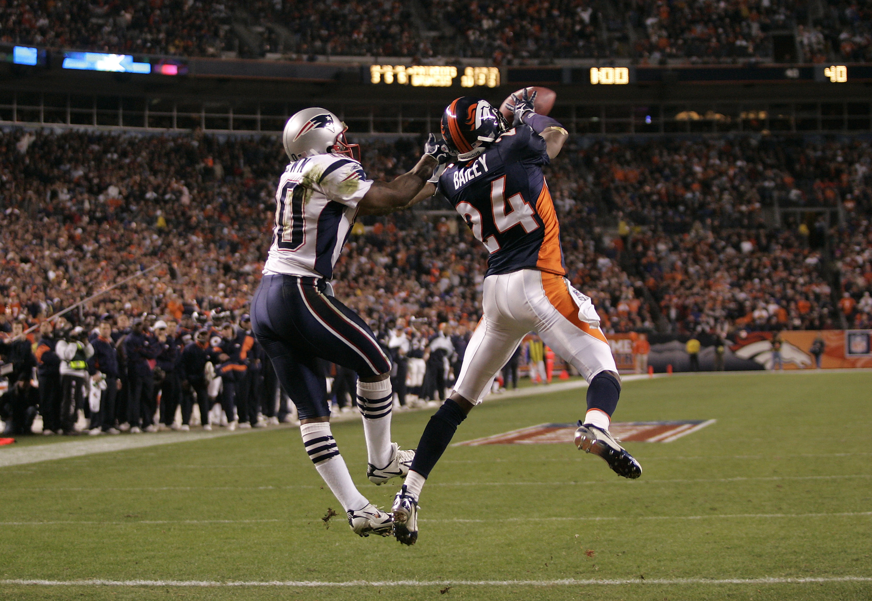2005 AFC Divisional Playoff Game - New England Patriots vs Denver Broncos - January 14, 2006