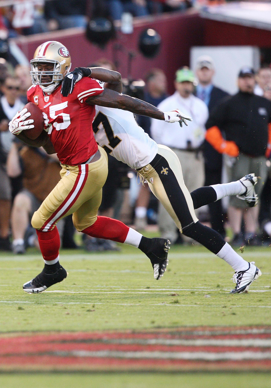 NFL: SEP 20 Saints at 49ers