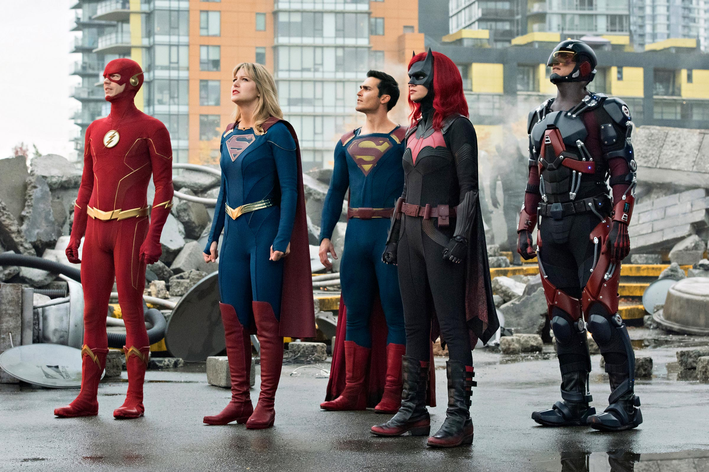 What you need to know to watch Crisis on Infinite Earths