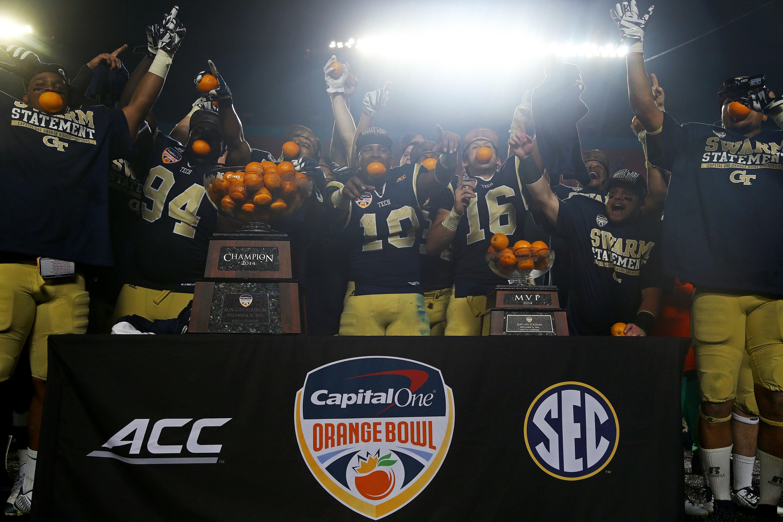 Capital One Orange Bowl - Mississippi State v Georgia Tech