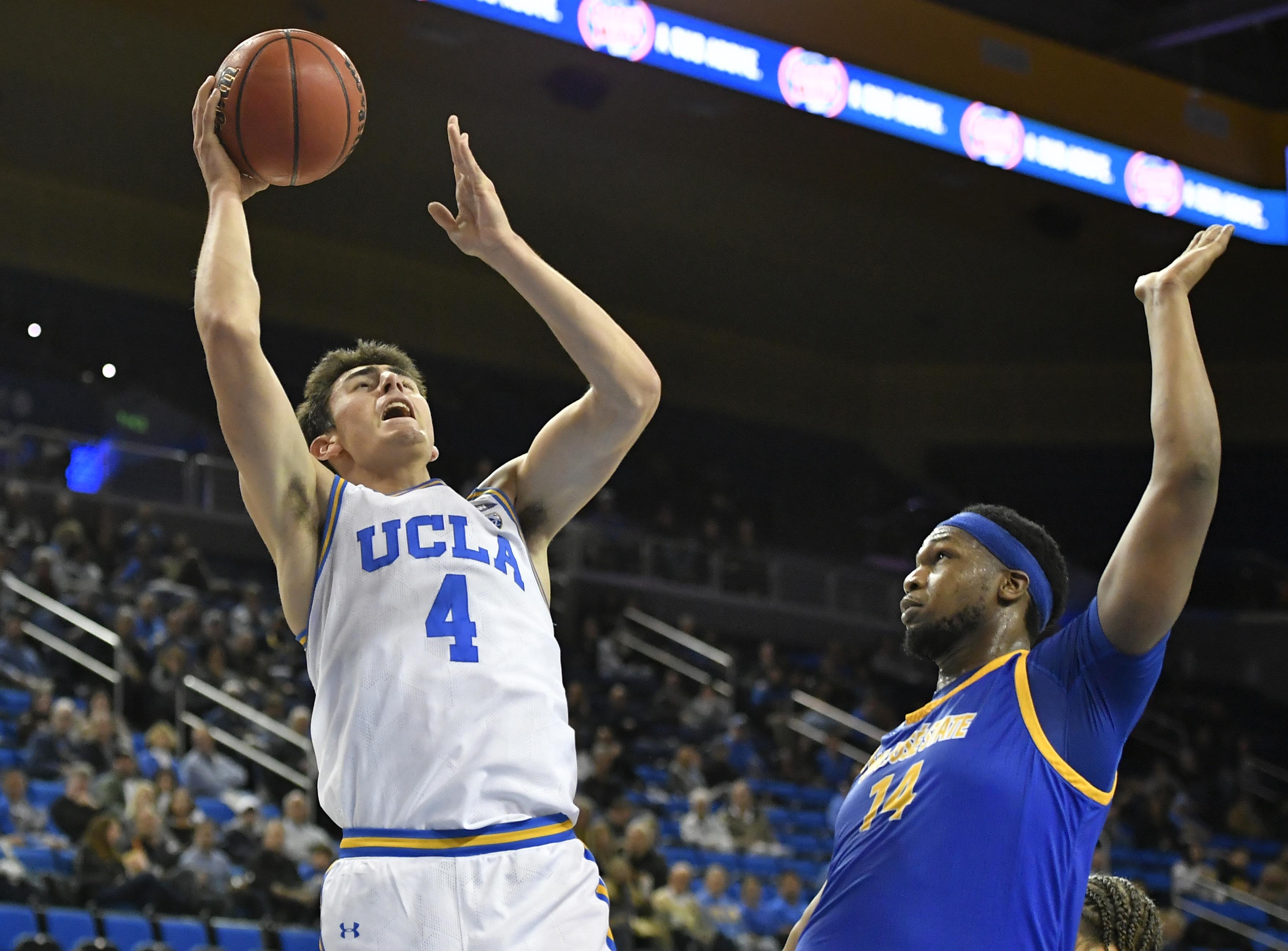 San Jose State v UCLA