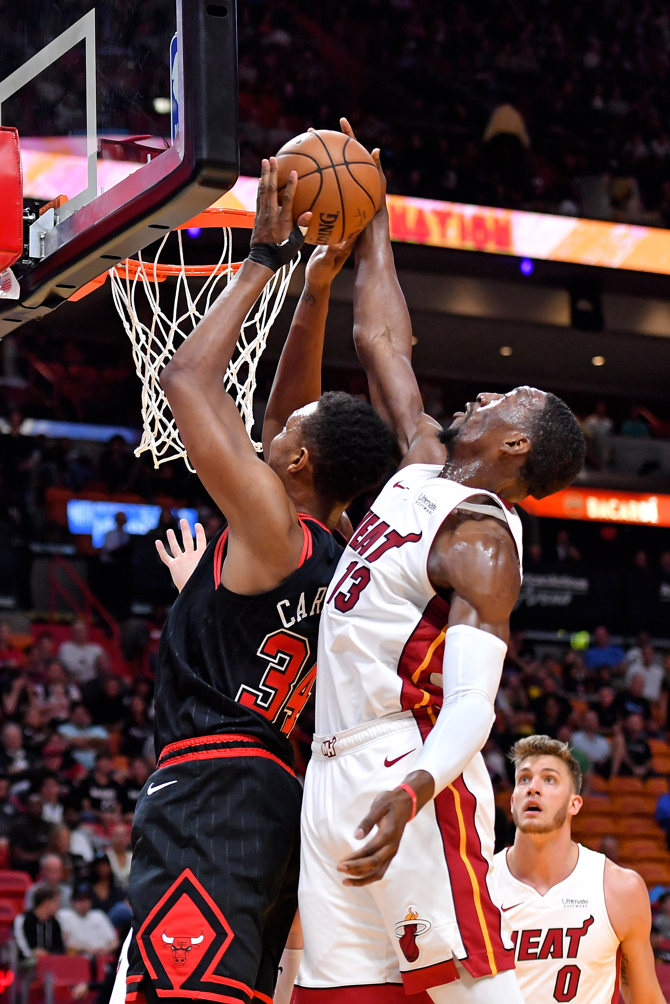 NBA: Chicago Bulls at Miami Heat