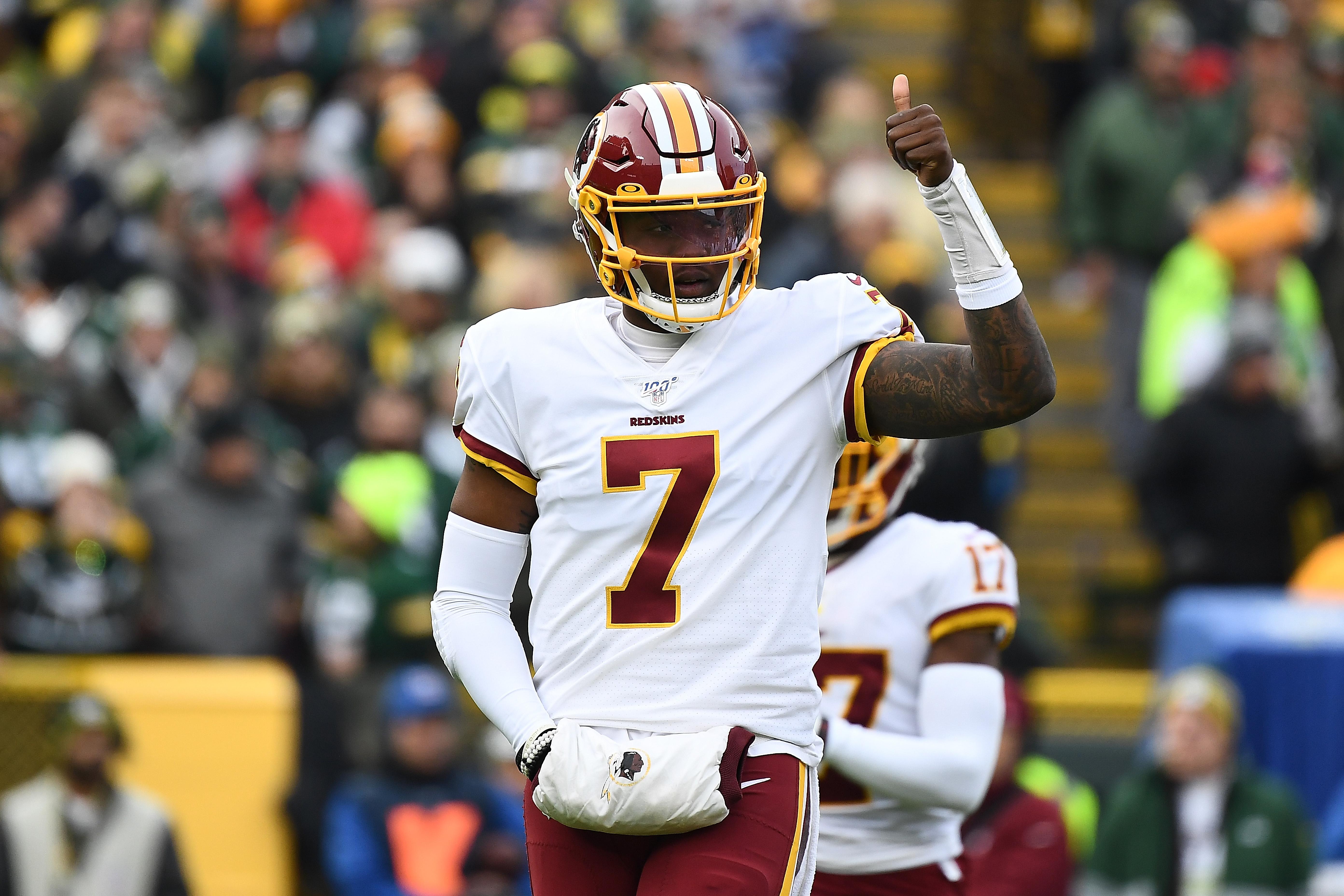 Washington Redskins vGreen Bay Packers