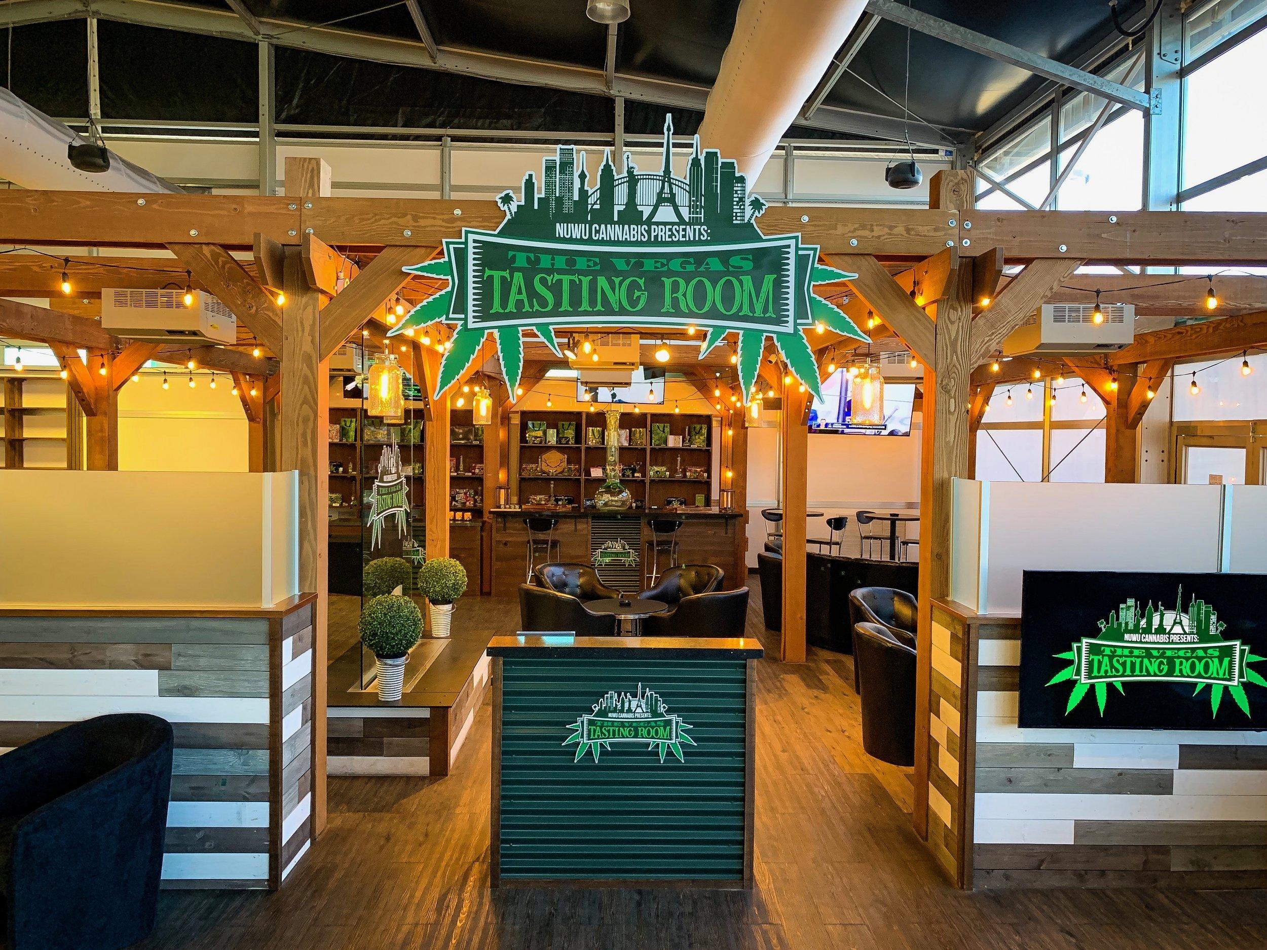 NuWu Cannabis Tasting Room